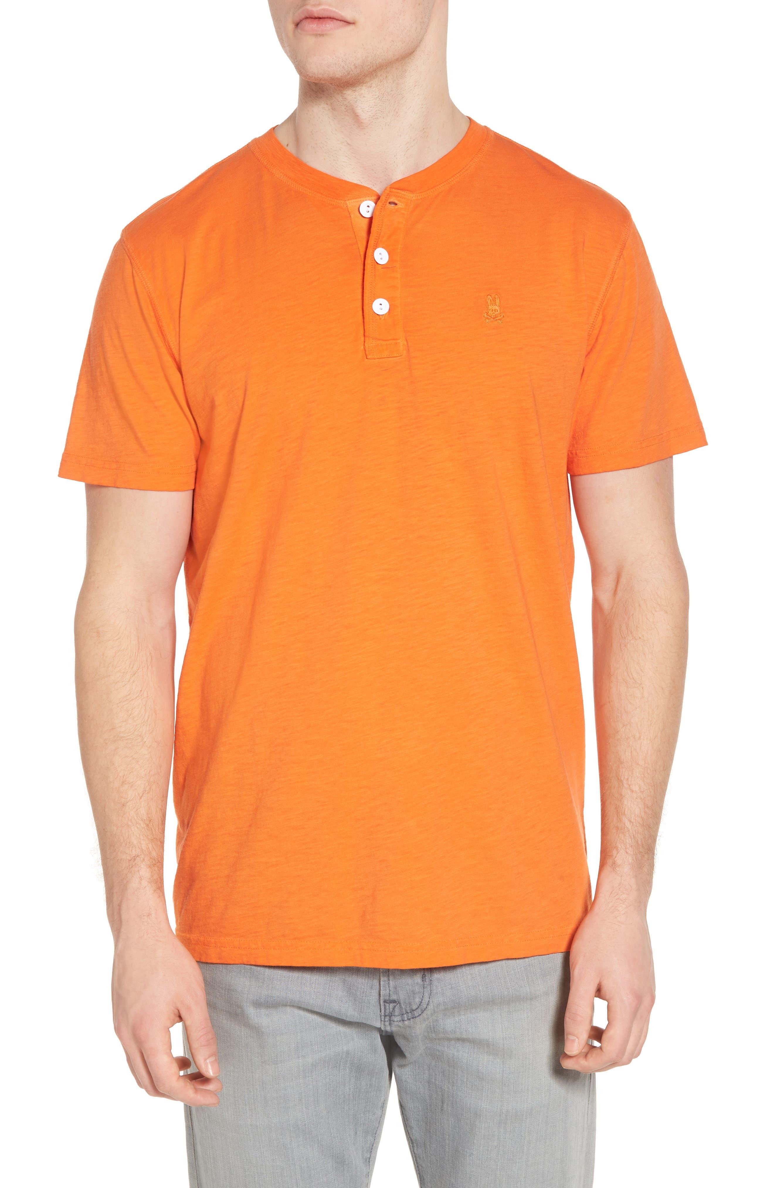 Sunwash Henley T-Shirt,                             Main thumbnail 5, color,