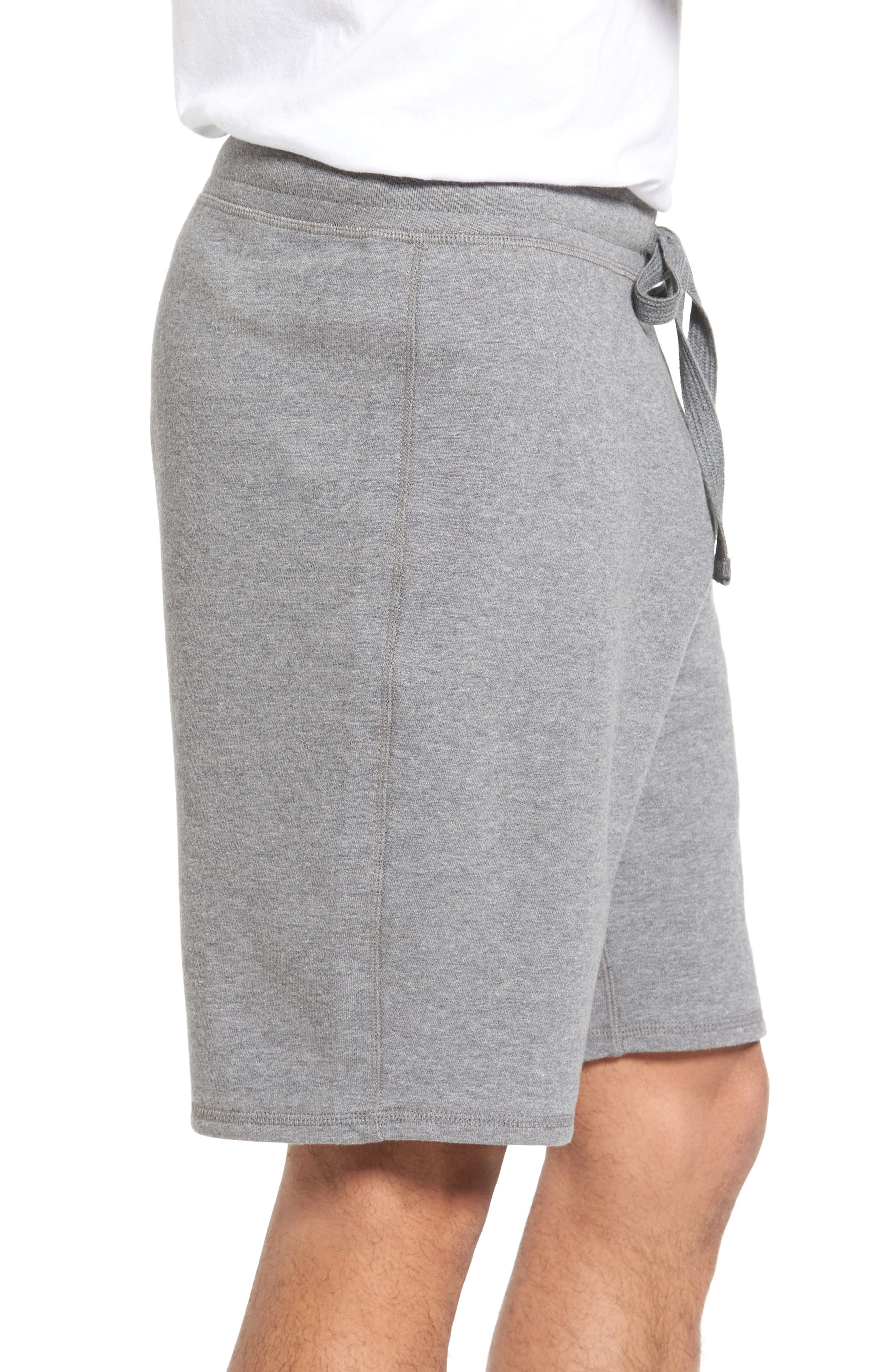 Reversible French Terry Sweat Shorts,                             Alternate thumbnail 3, color,                             038