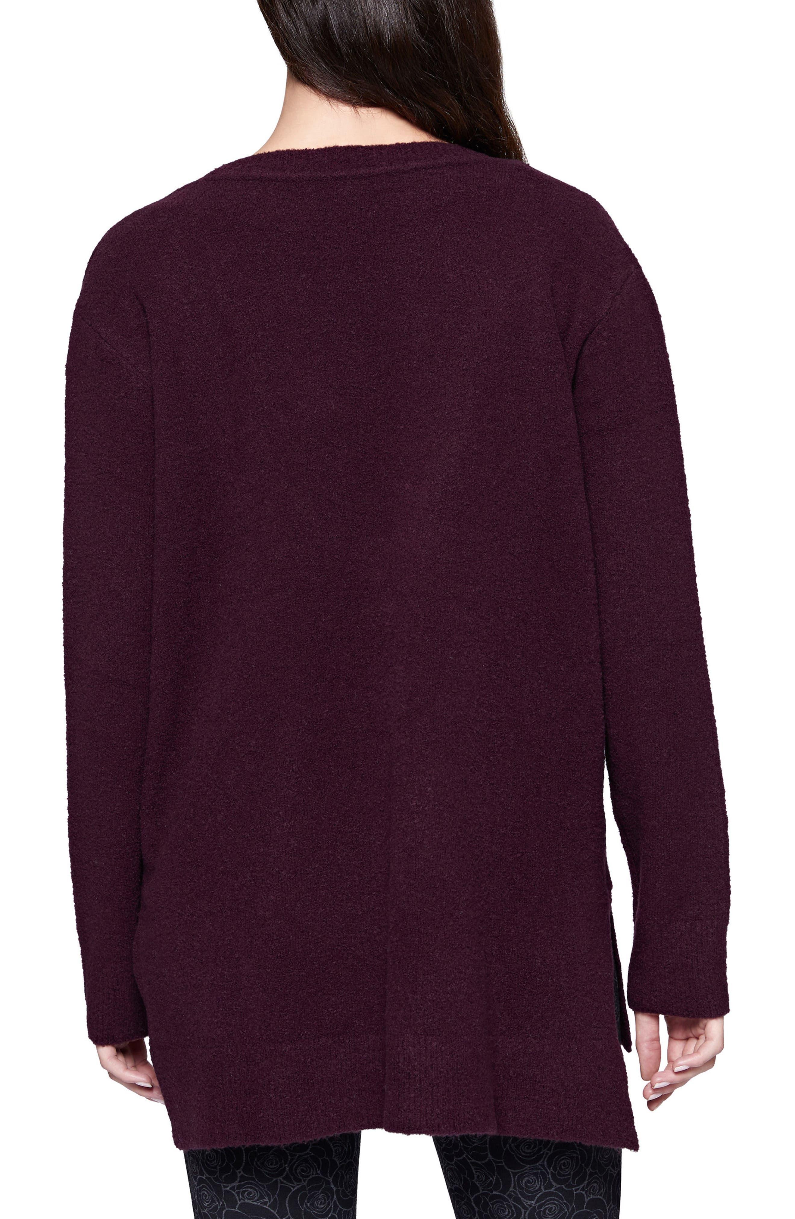 Santuary Delancey V-Neck Sweater,                             Alternate thumbnail 9, color,