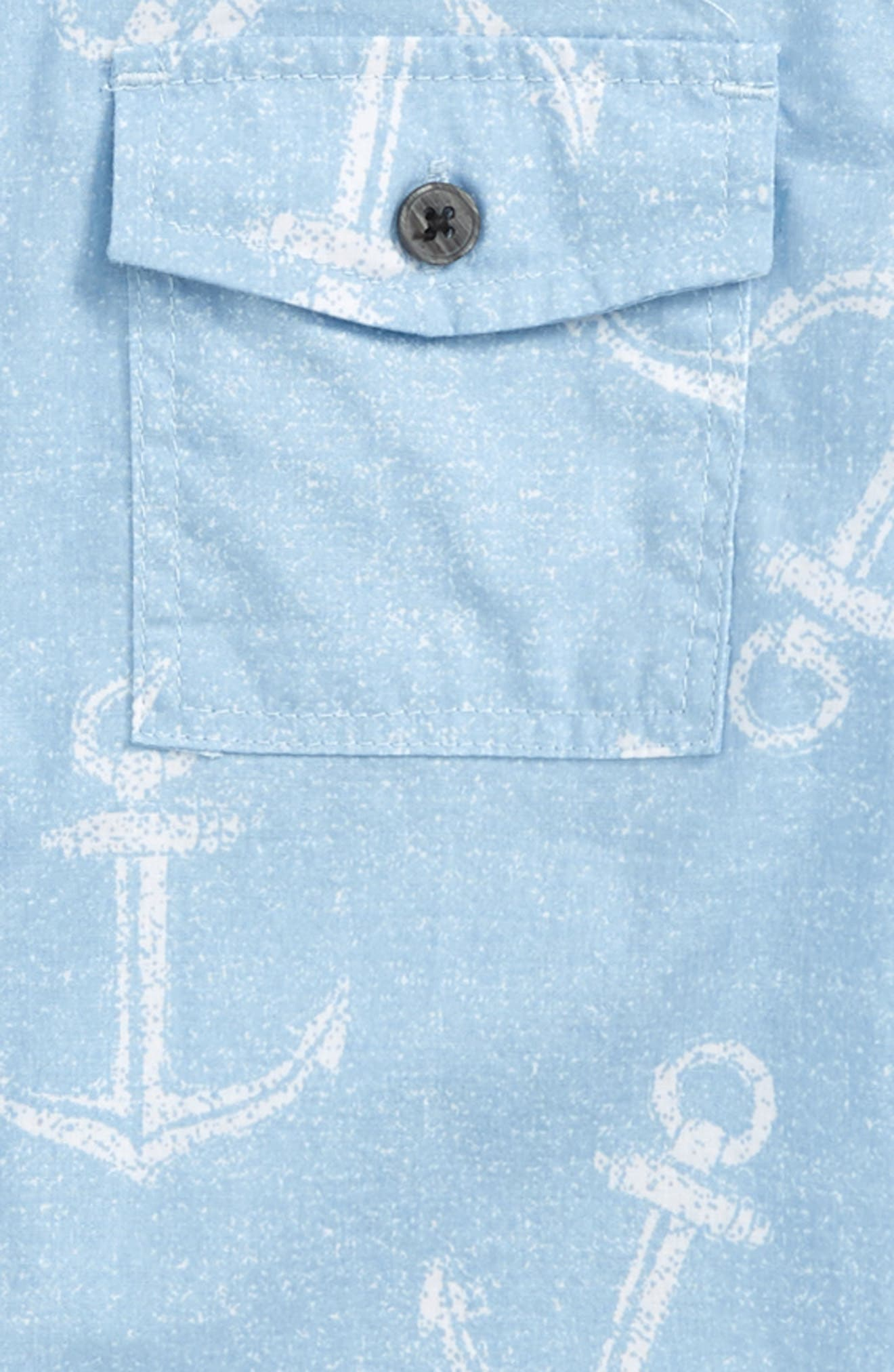 Wallows Woven Shirt,                             Alternate thumbnail 2, color,                             450