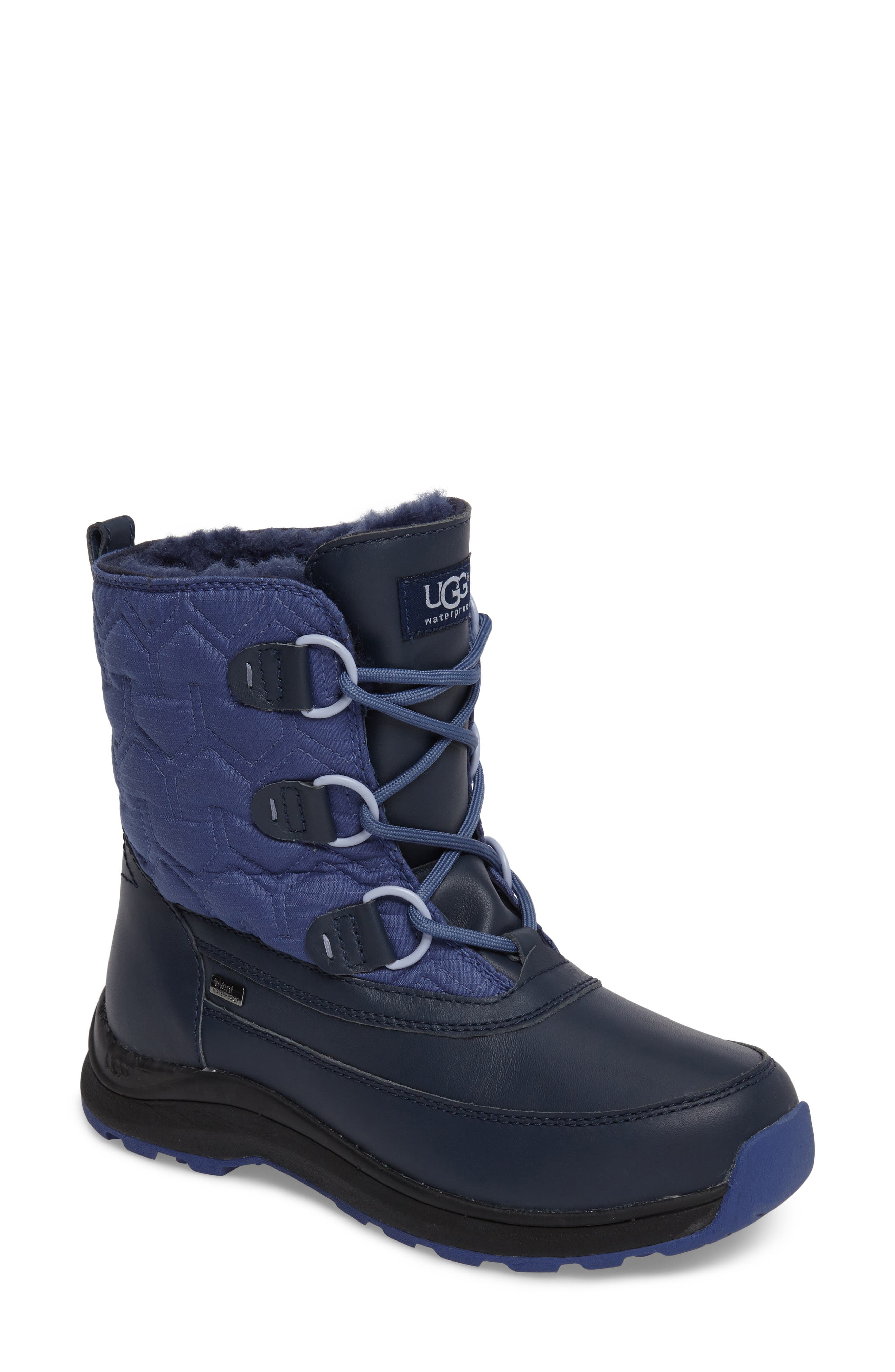 Lachlan Waterproof Insulated Snow Boot,                             Main thumbnail 2, color,