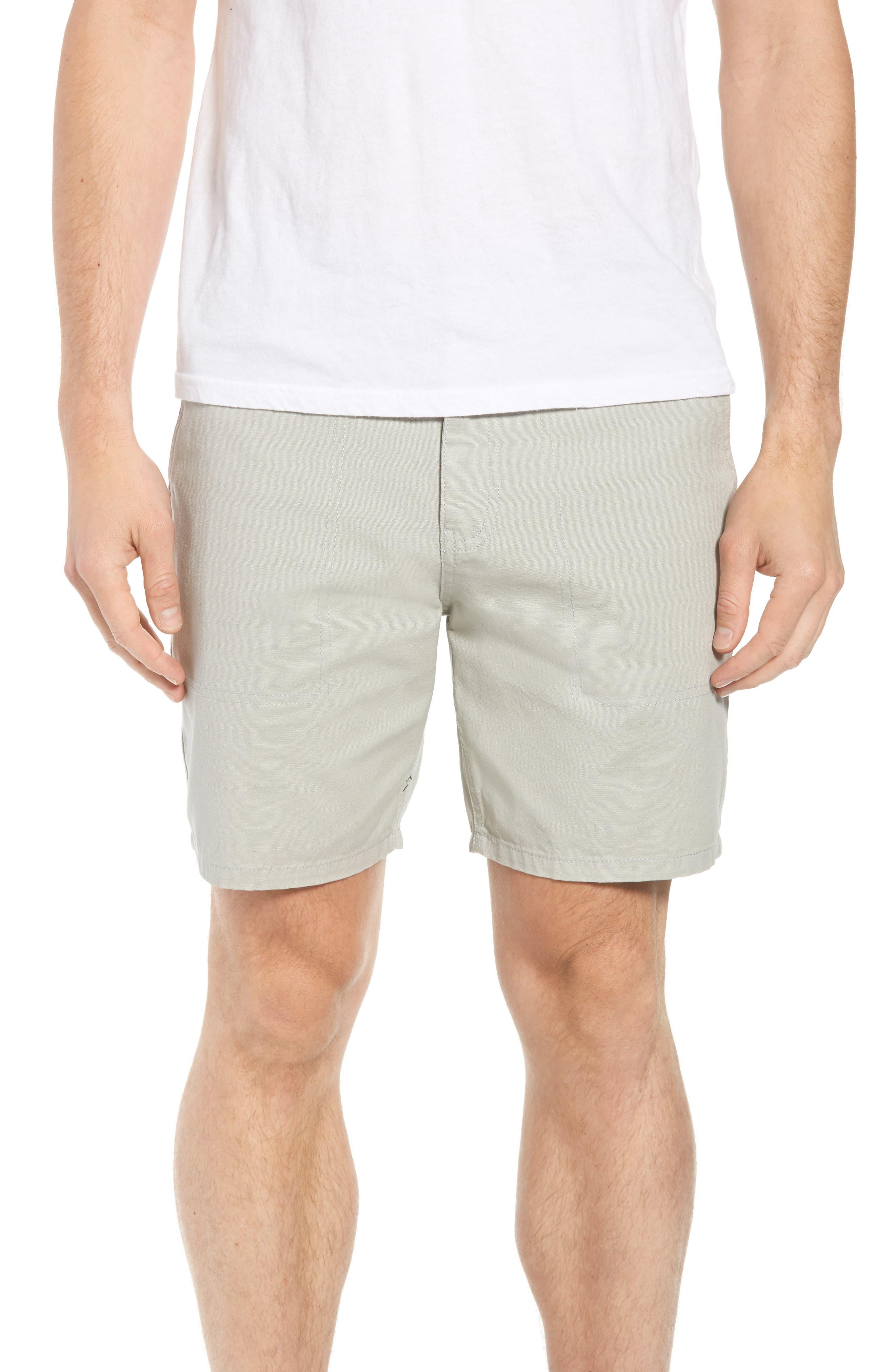 Collins Canvas Shorts,                             Main thumbnail 1, color,