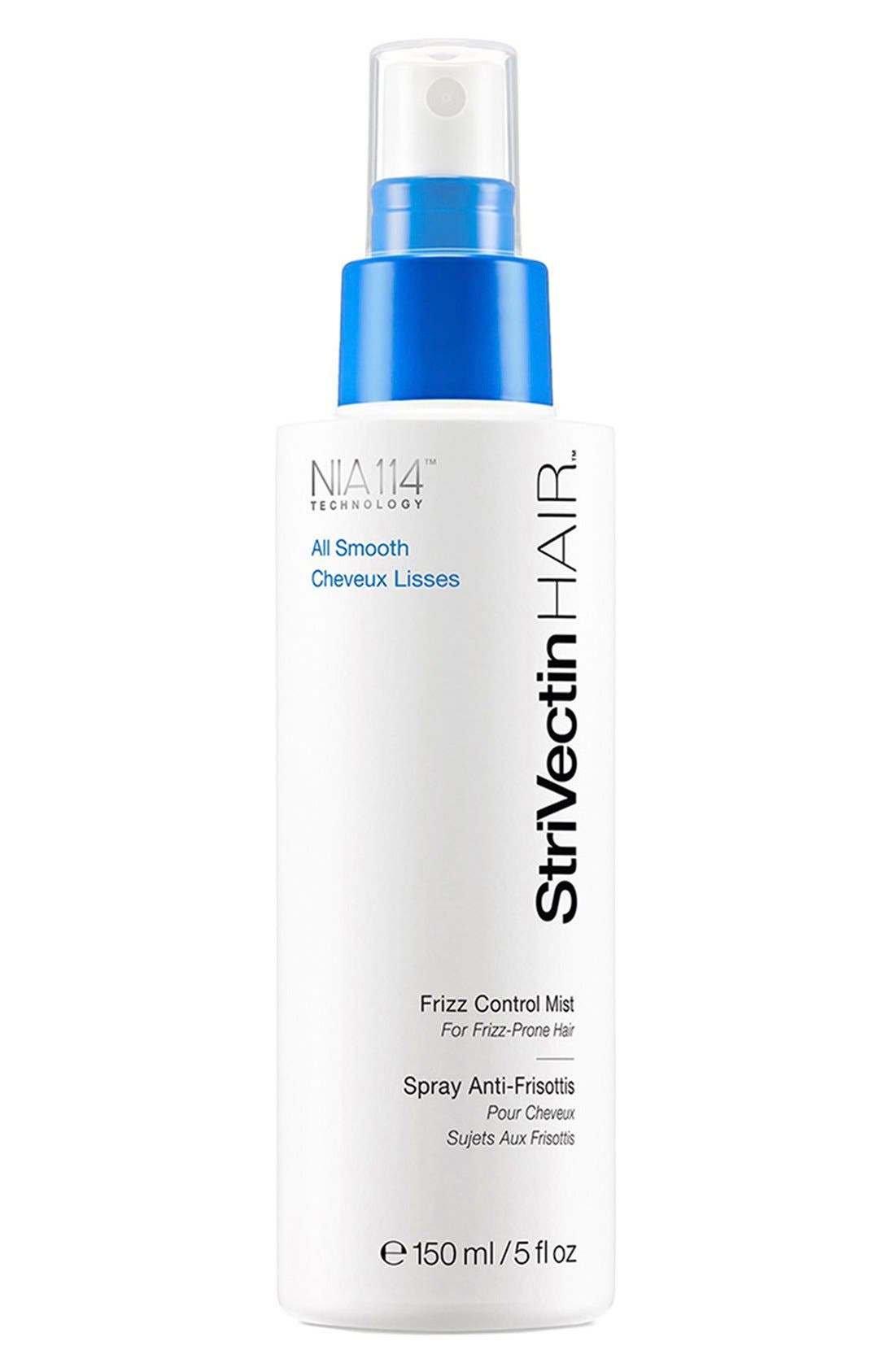 StriVectinHAIR<sup>™</sup> All Smooth Frizz Control Mist,                             Main thumbnail 1, color,                             000