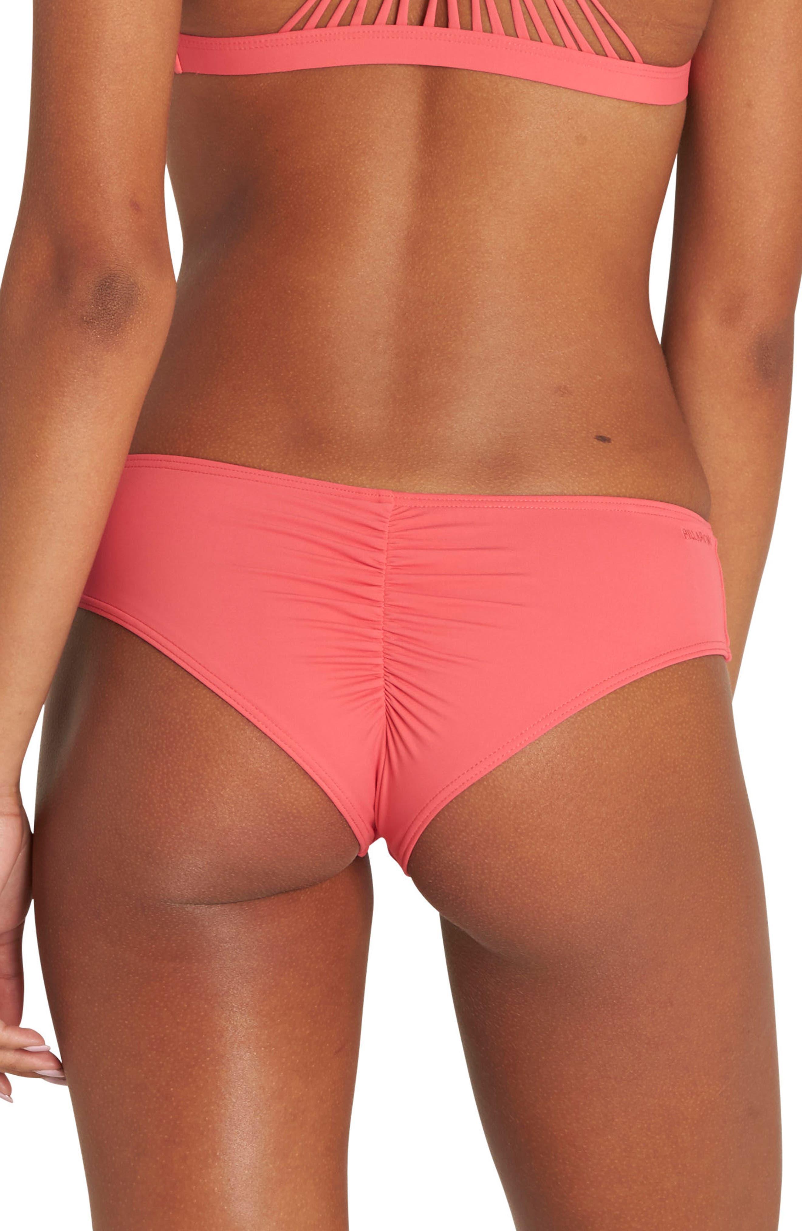 'Sol Searcher Hawaii' Cheeky Bikini Bottoms,                             Alternate thumbnail 11, color,