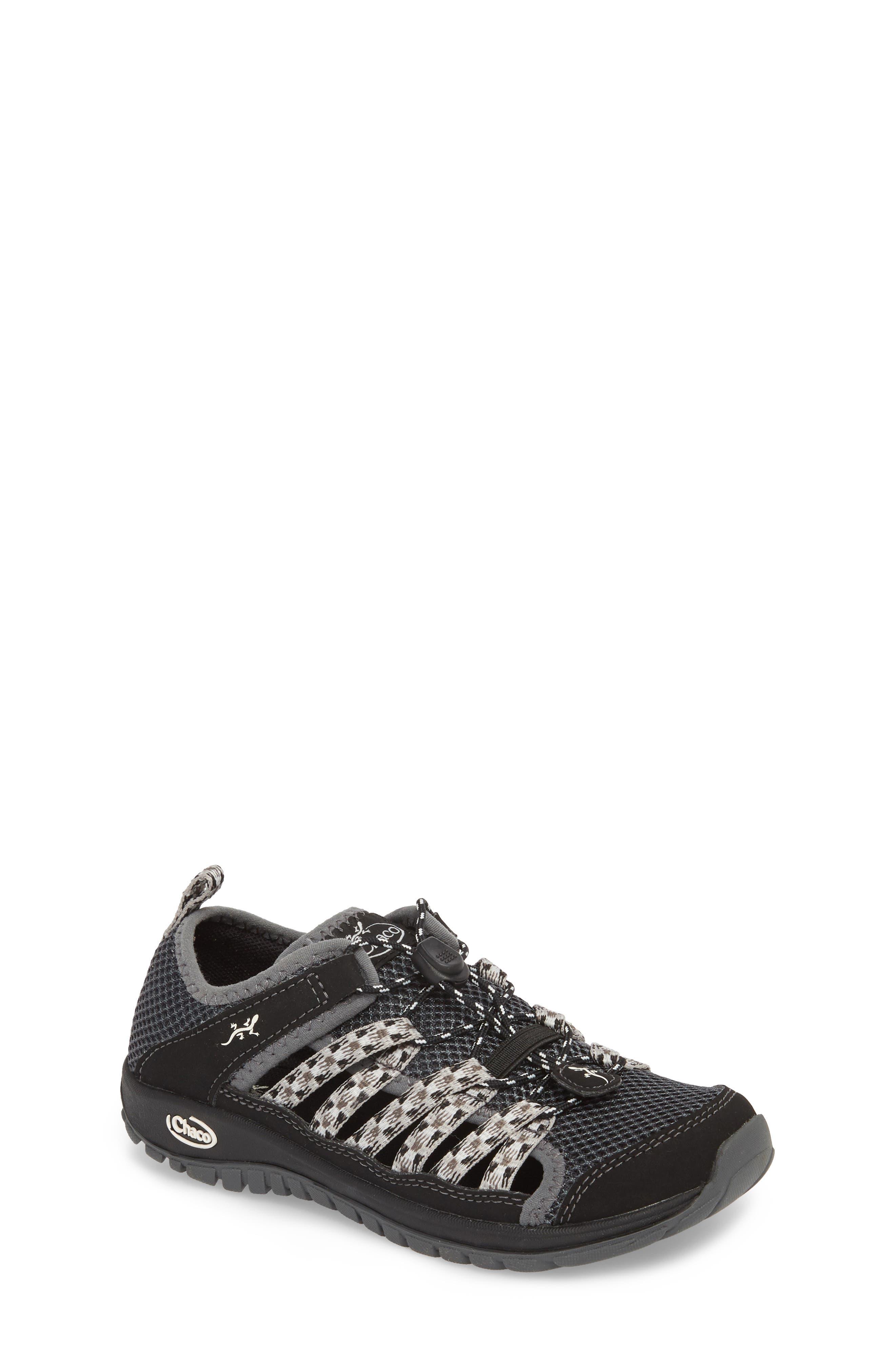 Outcross 2 Water Sneaker,                             Main thumbnail 1, color,                             BLACK