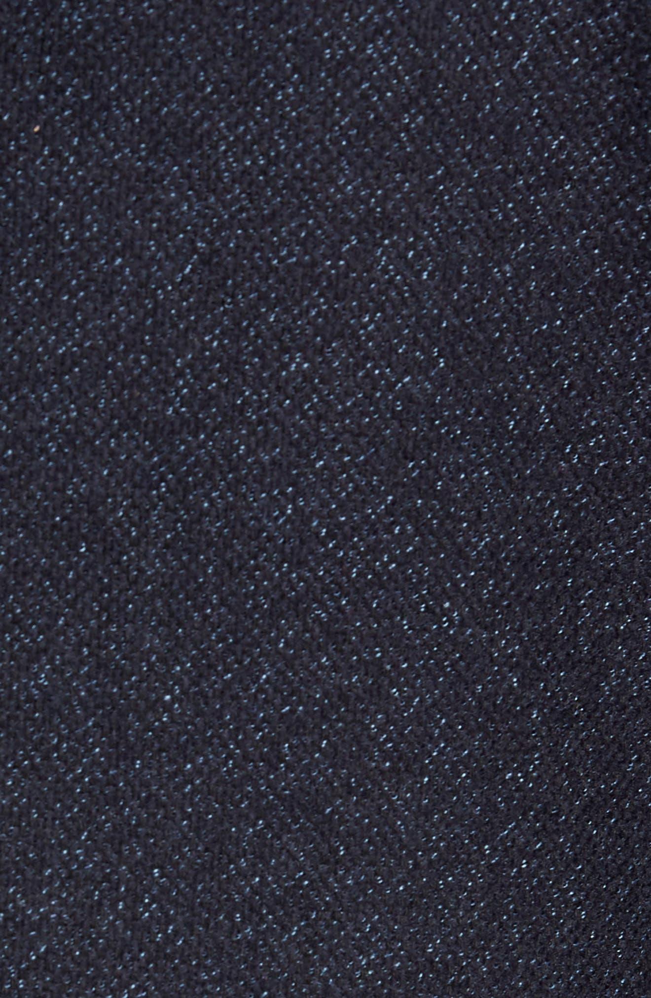 Hybrid Wool & Cashmere Sport Coat,                             Alternate thumbnail 6, color,                             BLUE