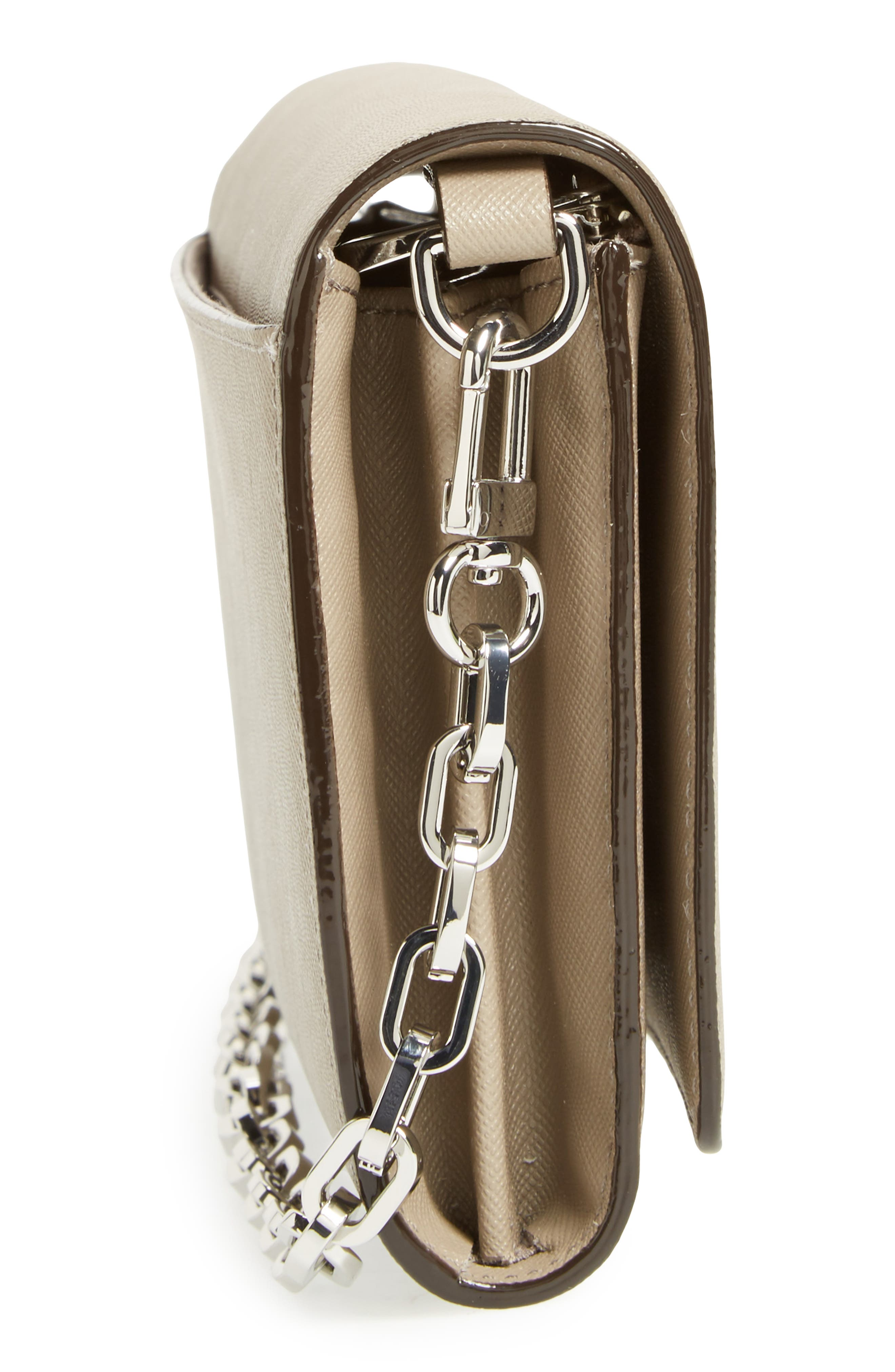 'Robinson' Leather Wallet on a Chain,                             Alternate thumbnail 24, color,