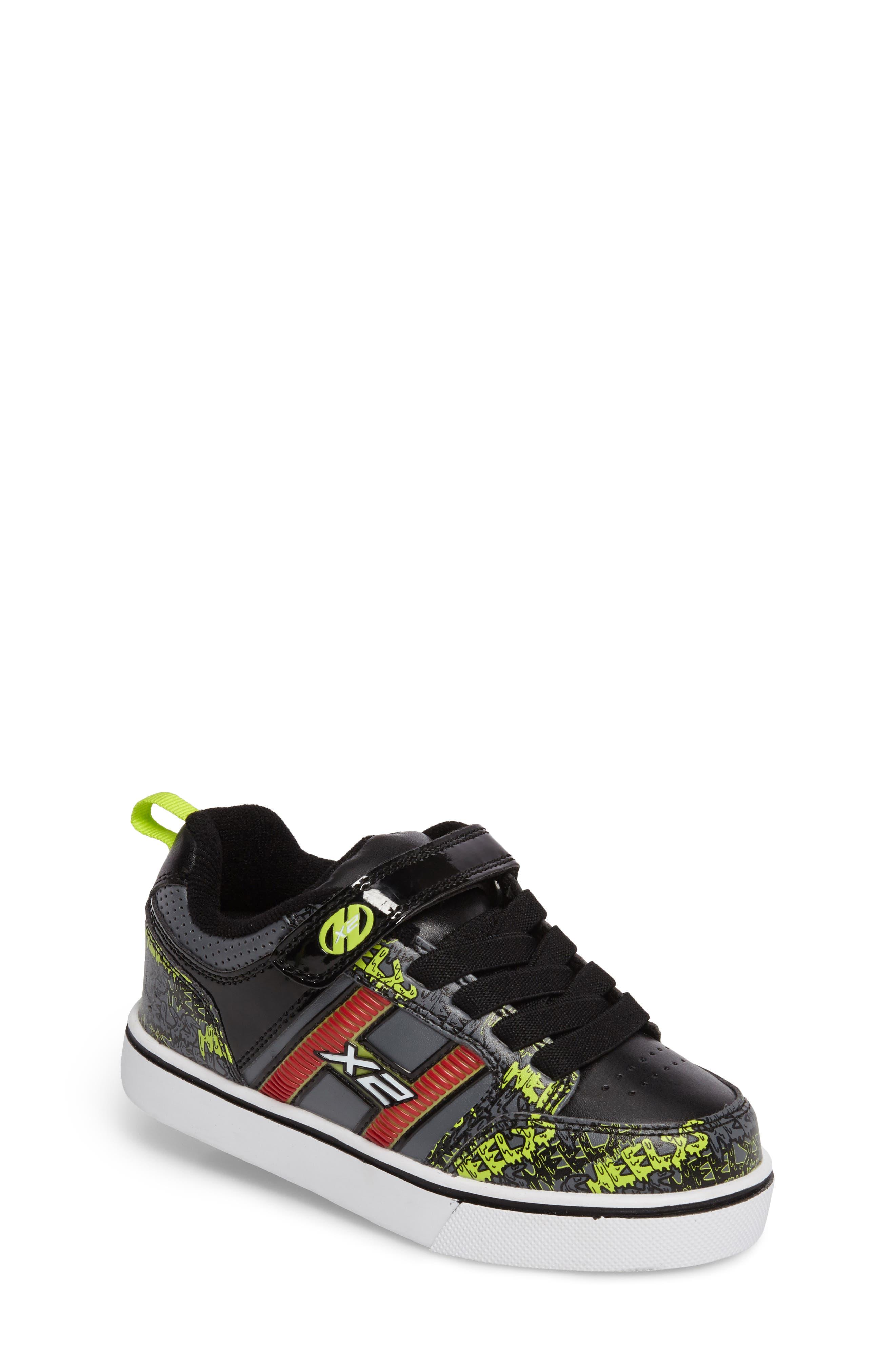Bolt Light-Up Skate Shoe,                             Main thumbnail 1, color,                             019