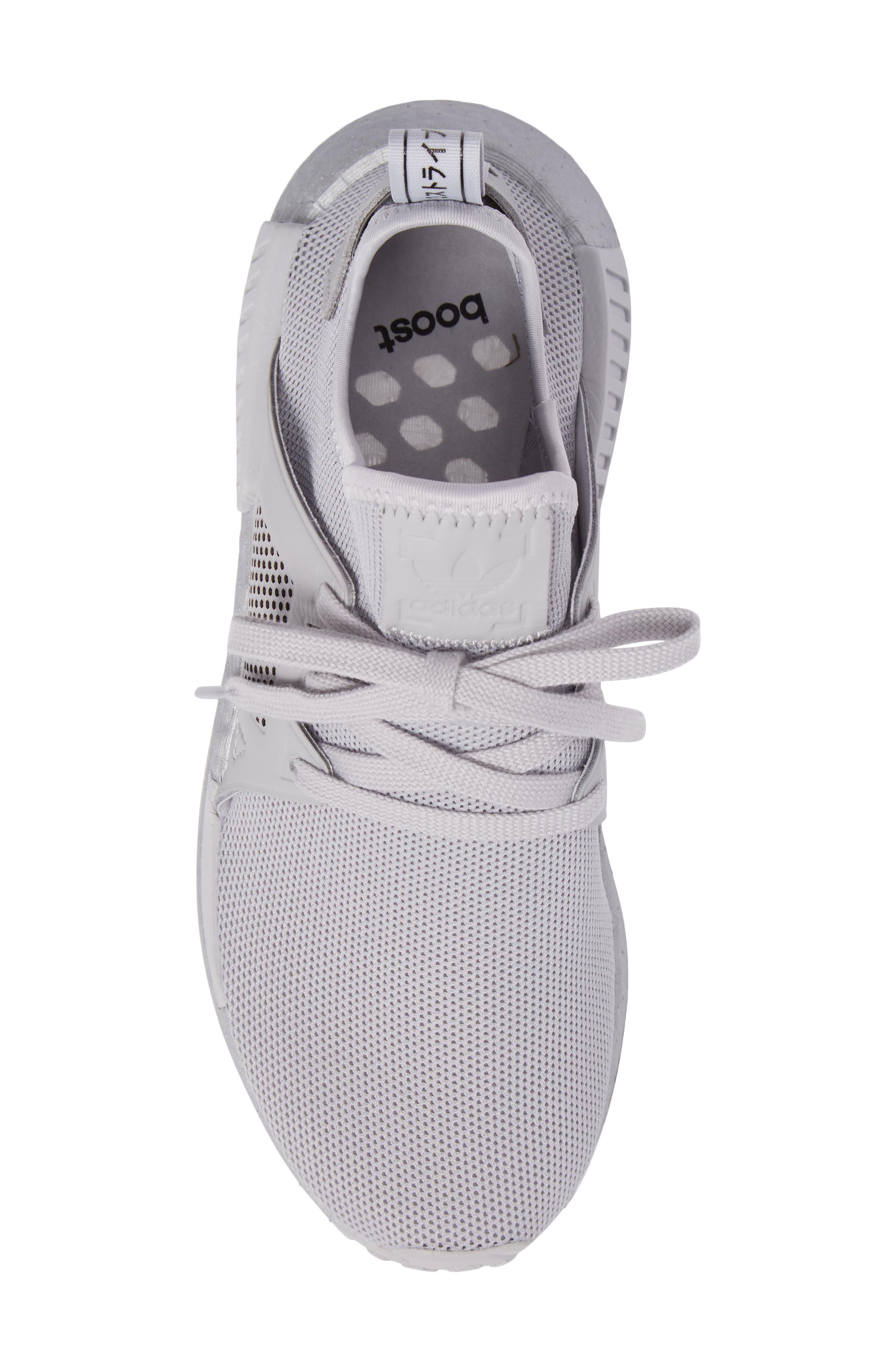 NMD XR1 Sneaker,                             Alternate thumbnail 5, color,                             020