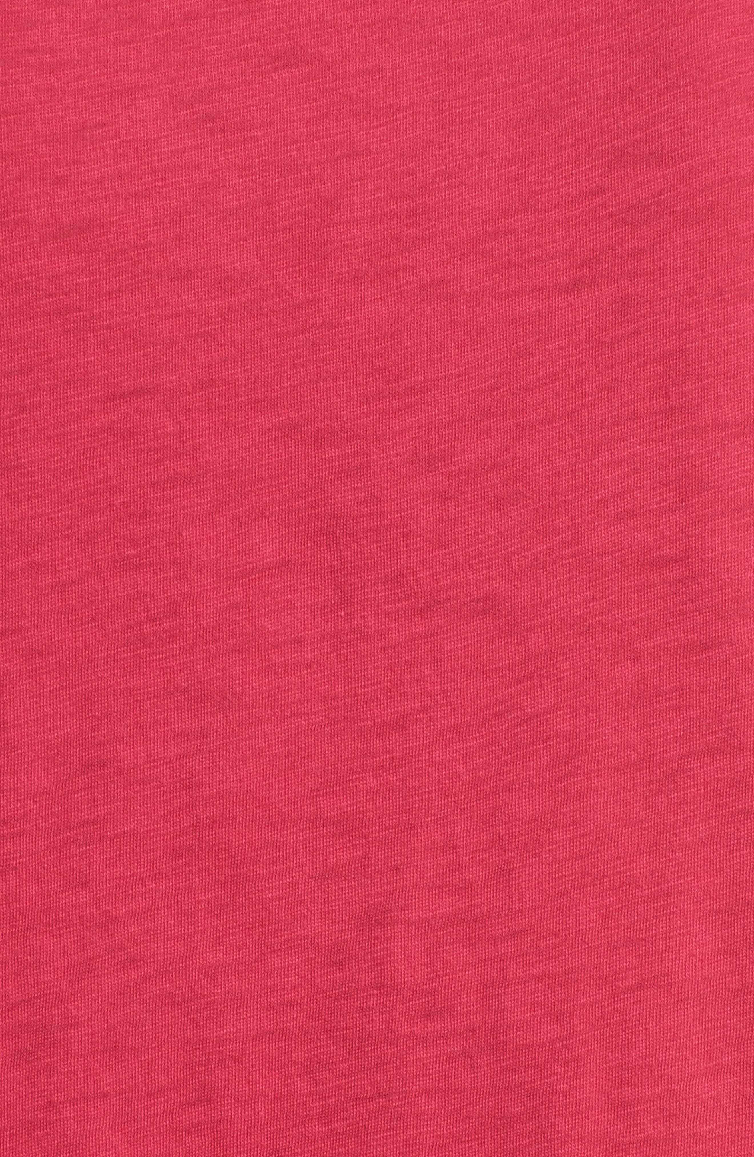 Knotted Tee,                             Alternate thumbnail 54, color,
