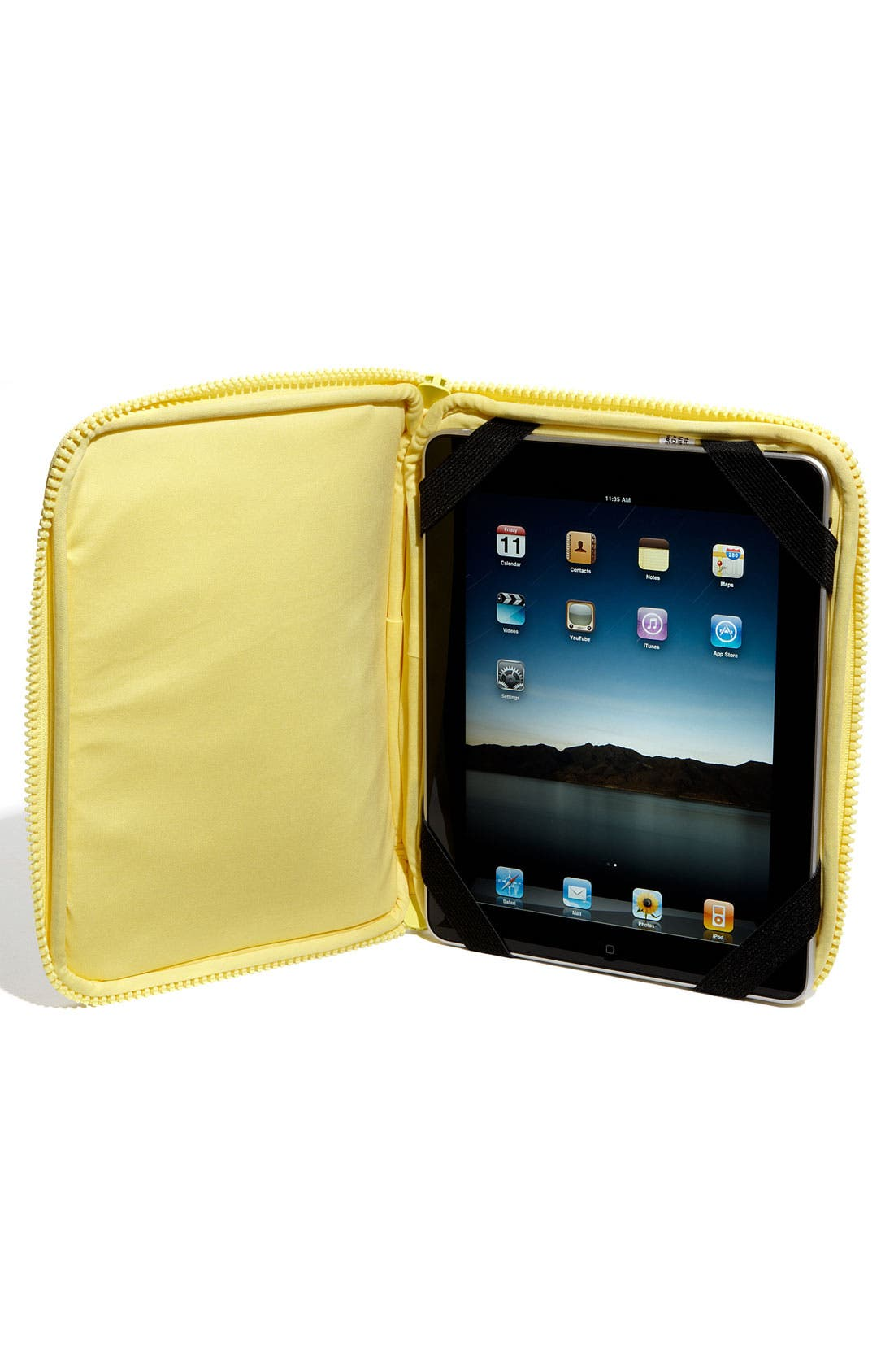 LULU,                             Geometric Printed iPad Case,                             Alternate thumbnail 4, color,                             011