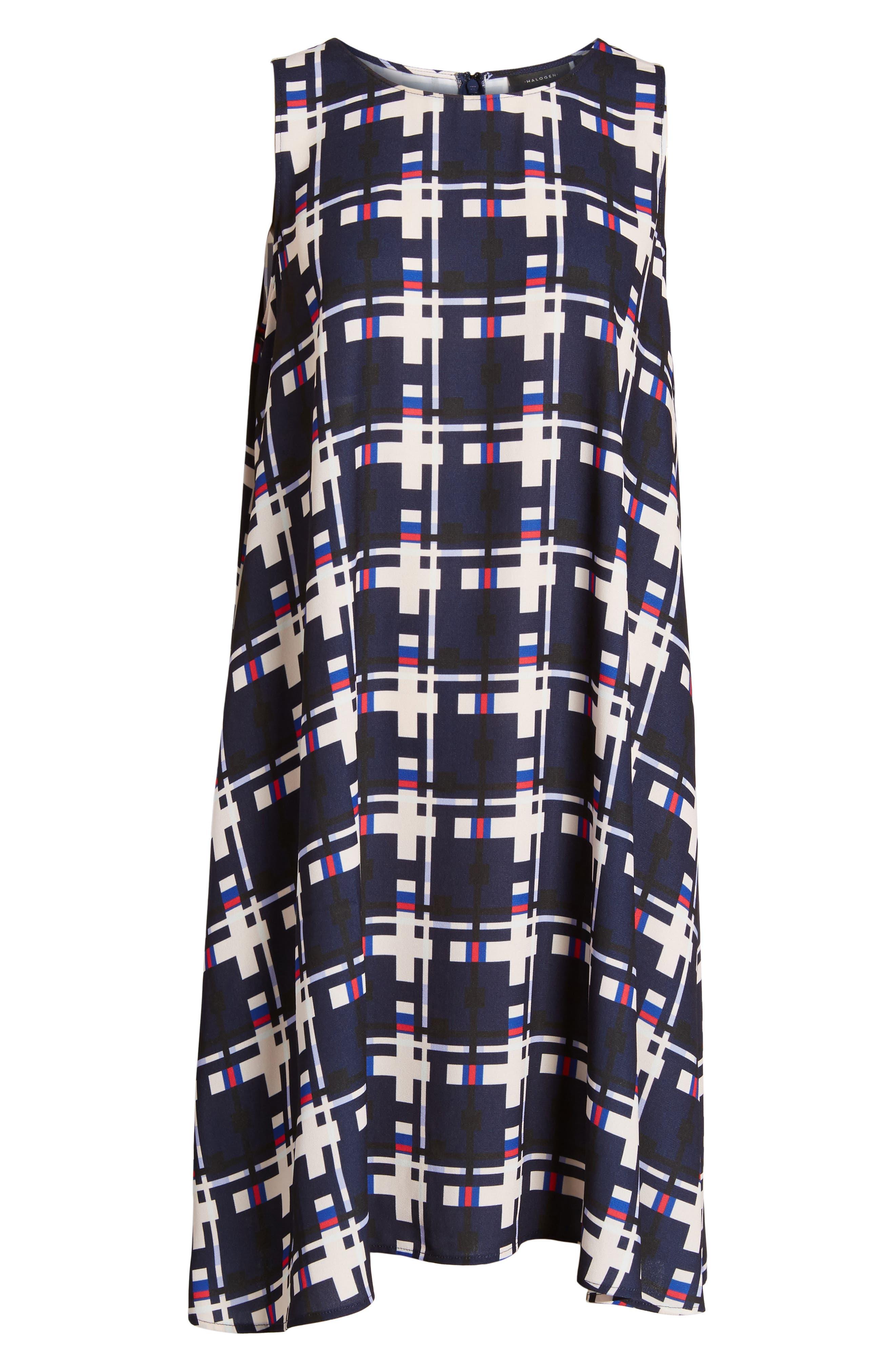 A-Line Dress,                             Alternate thumbnail 139, color,