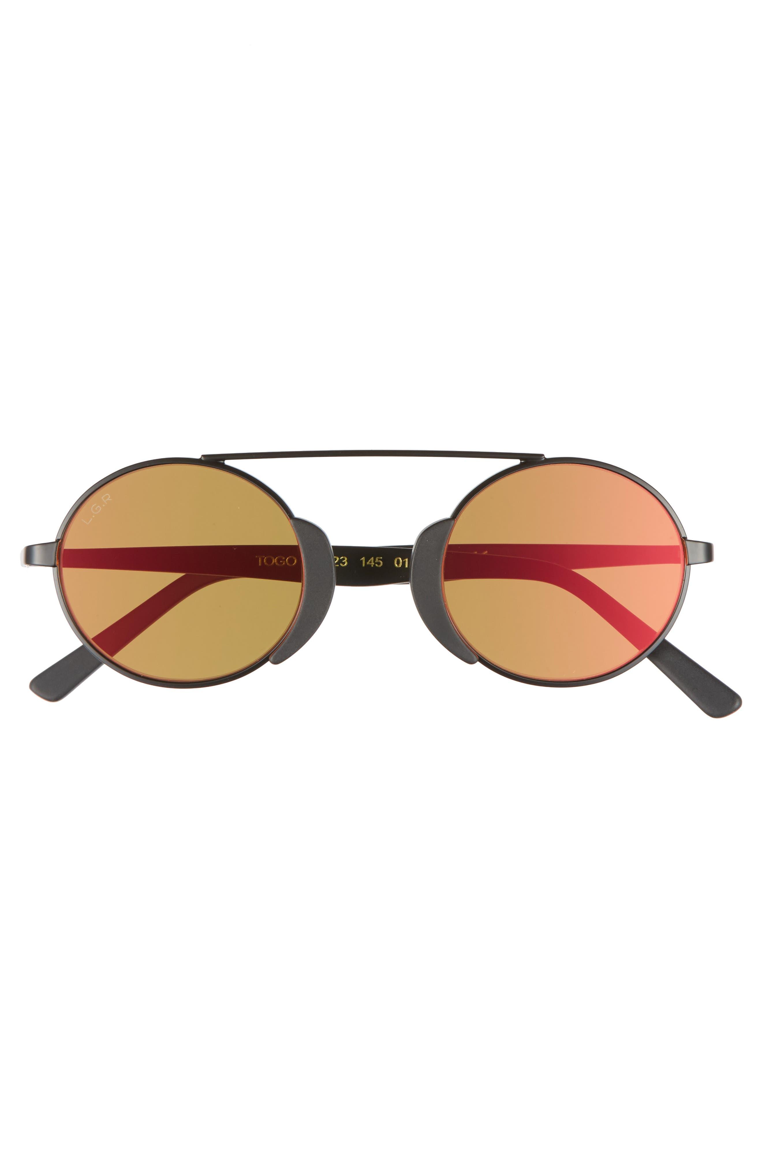 Togo 48mm Sunglasses,                             Alternate thumbnail 2, color,                             001