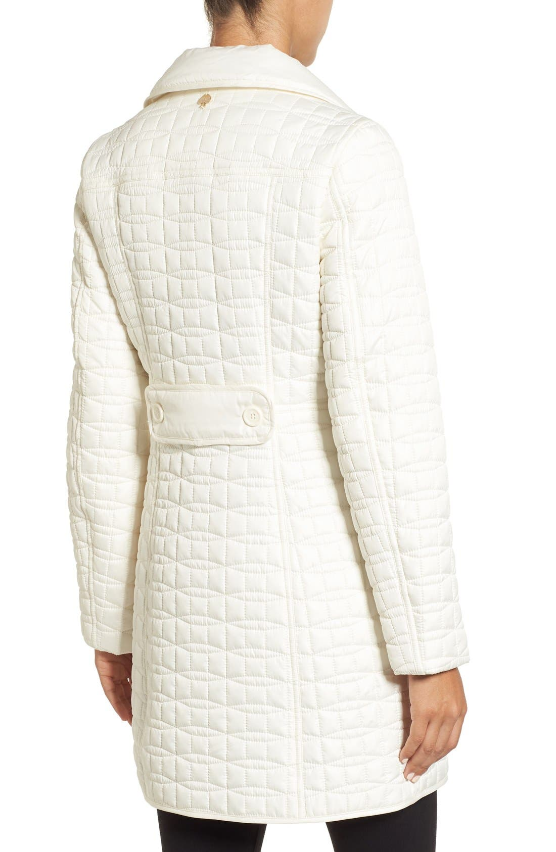 water resistant quilted coat,                             Alternate thumbnail 7, color,