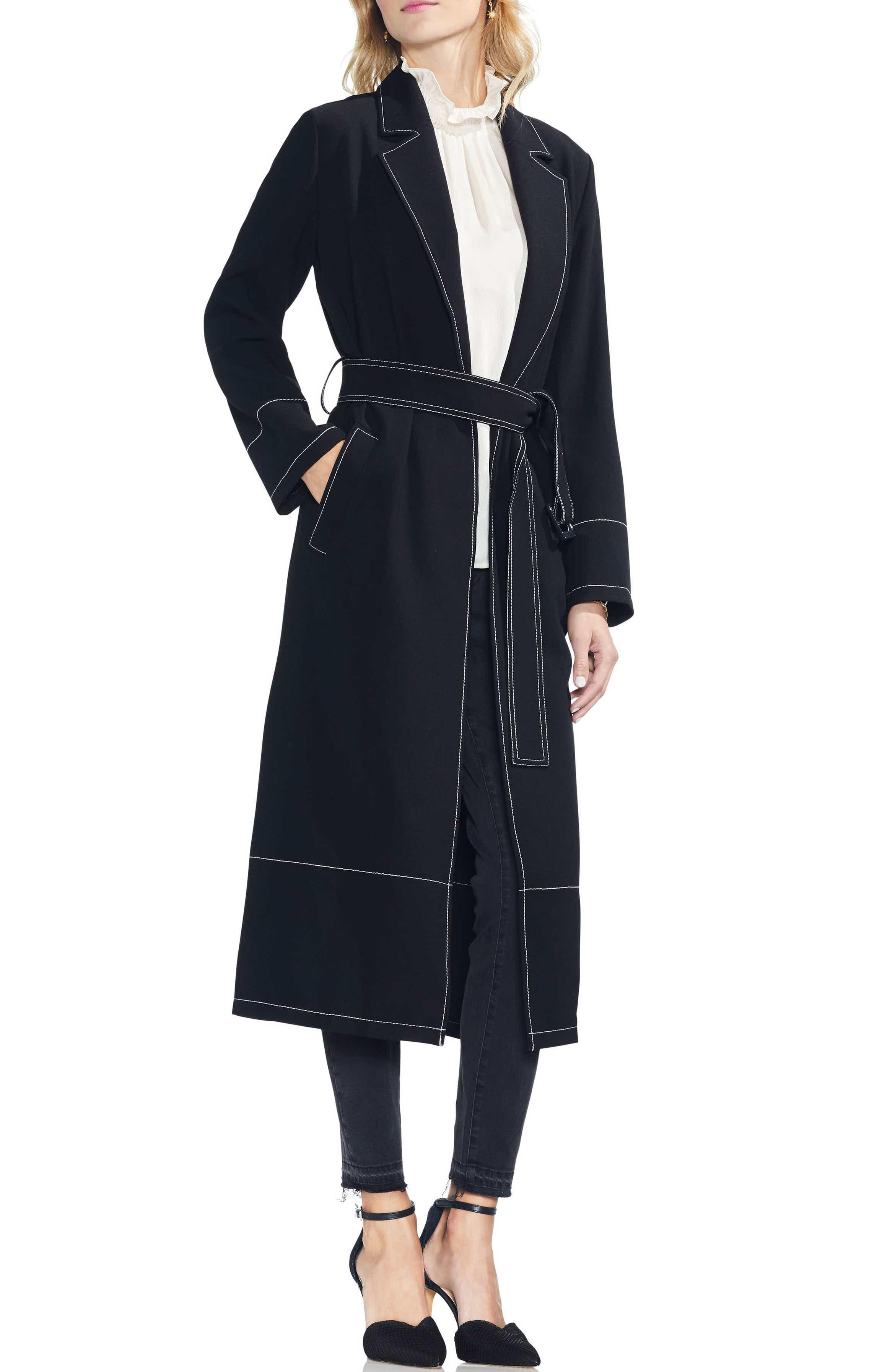 Trench Coat (Petite)