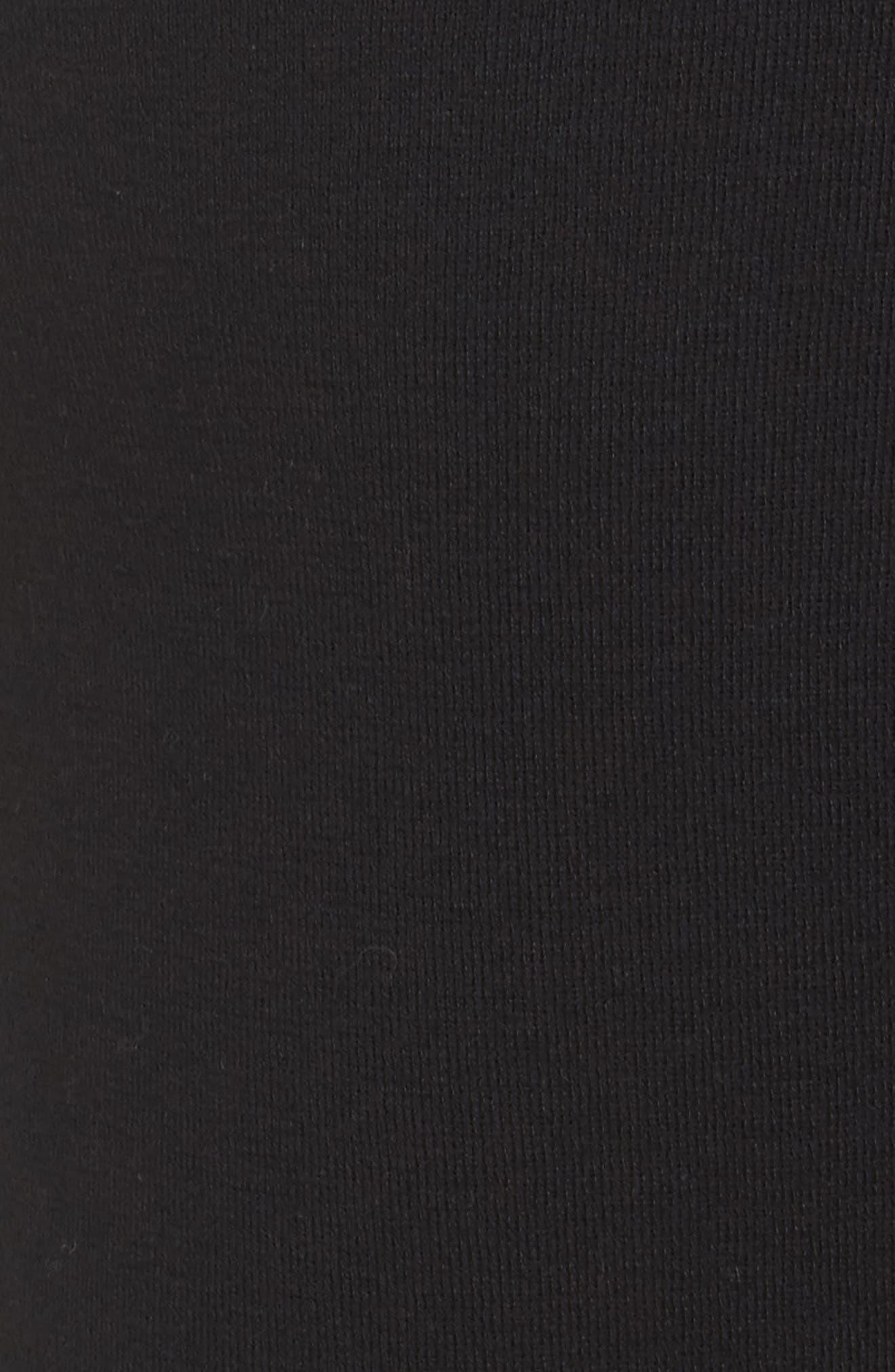 Wide Leg Crop Wool Pants,                             Alternate thumbnail 9, color,