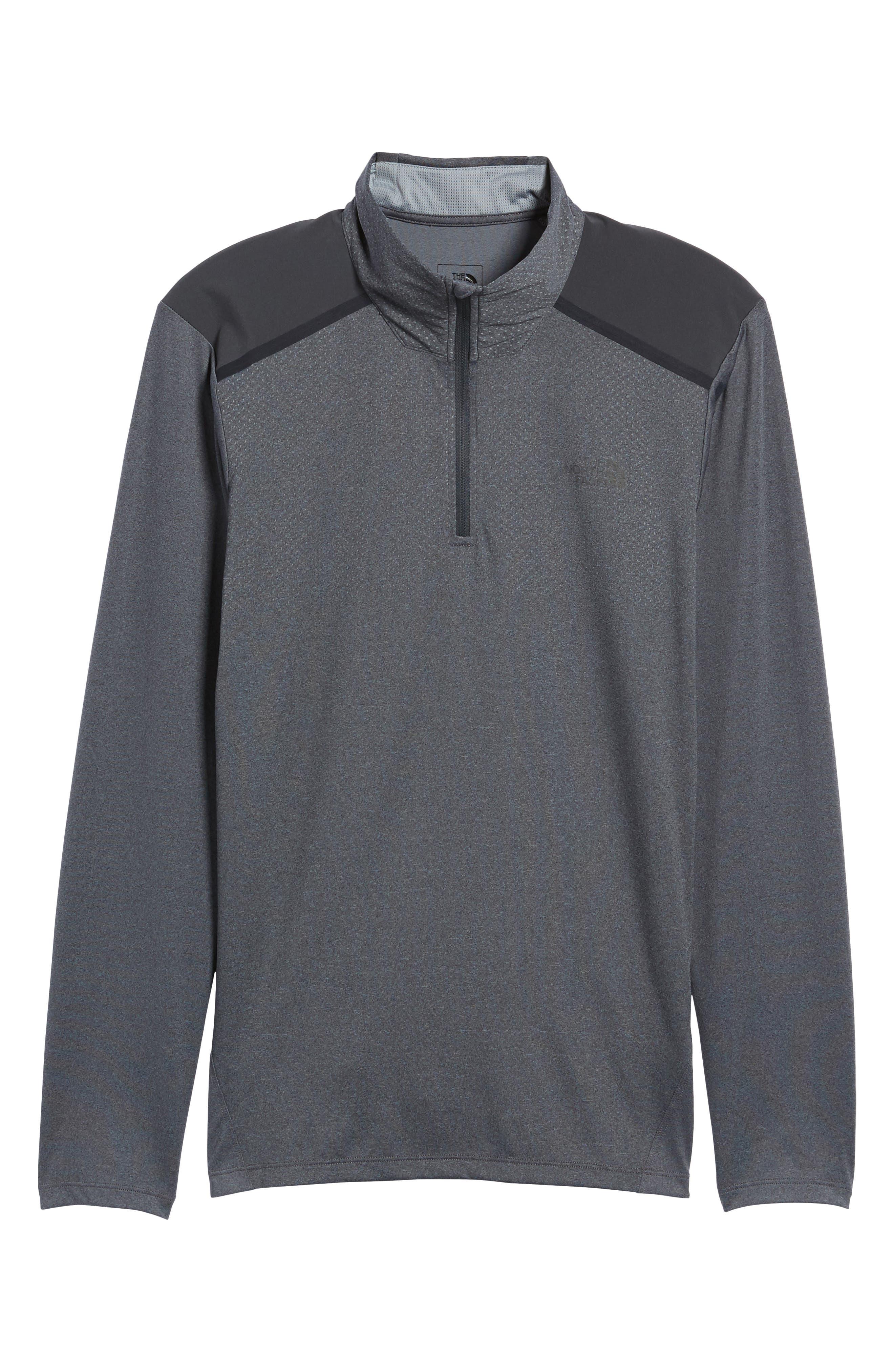 'Kilowatt' Quarter Zip Training Pullover,                             Alternate thumbnail 22, color,
