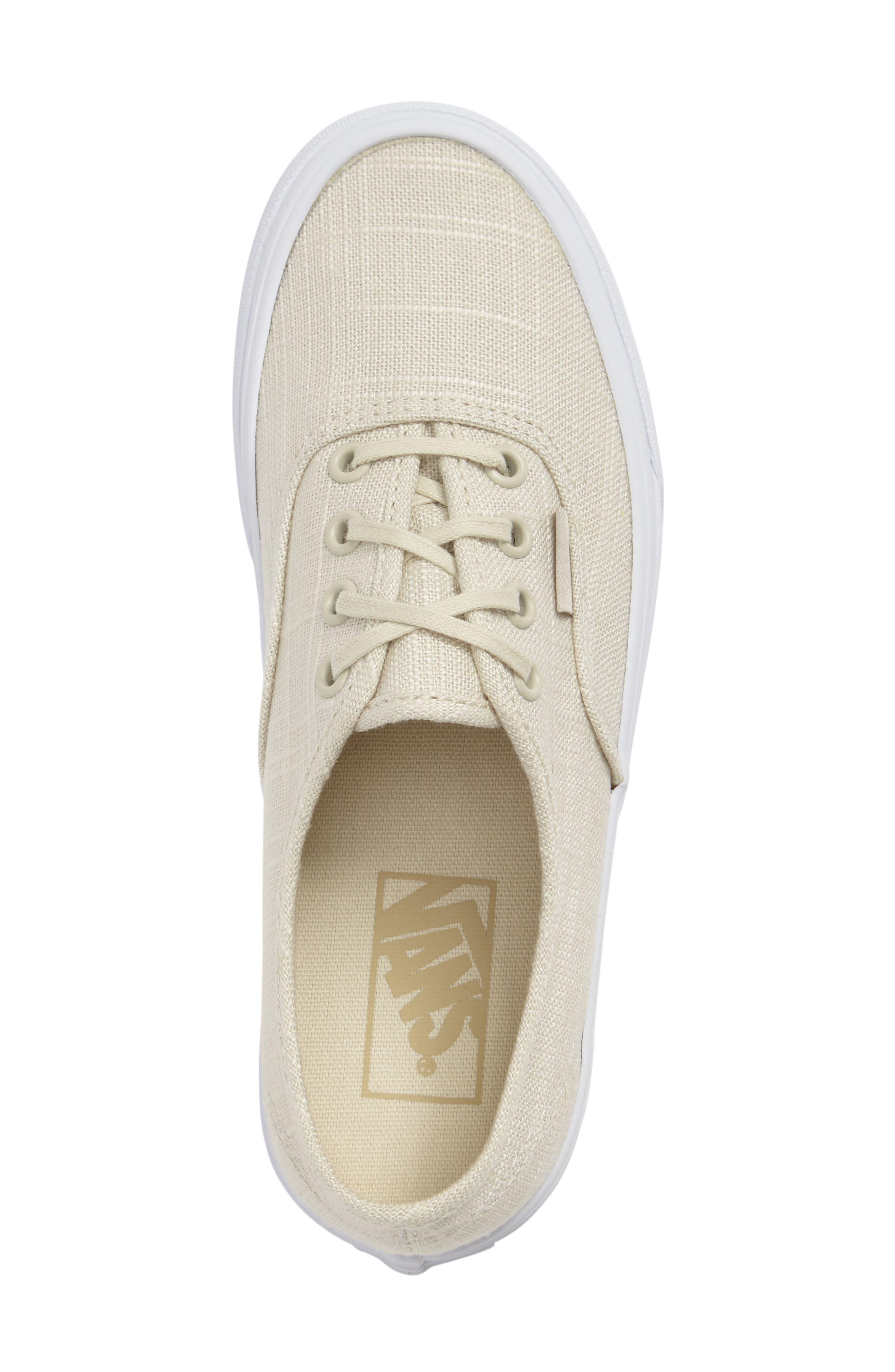 'Authentic' Sneaker,                             Alternate thumbnail 240, color,