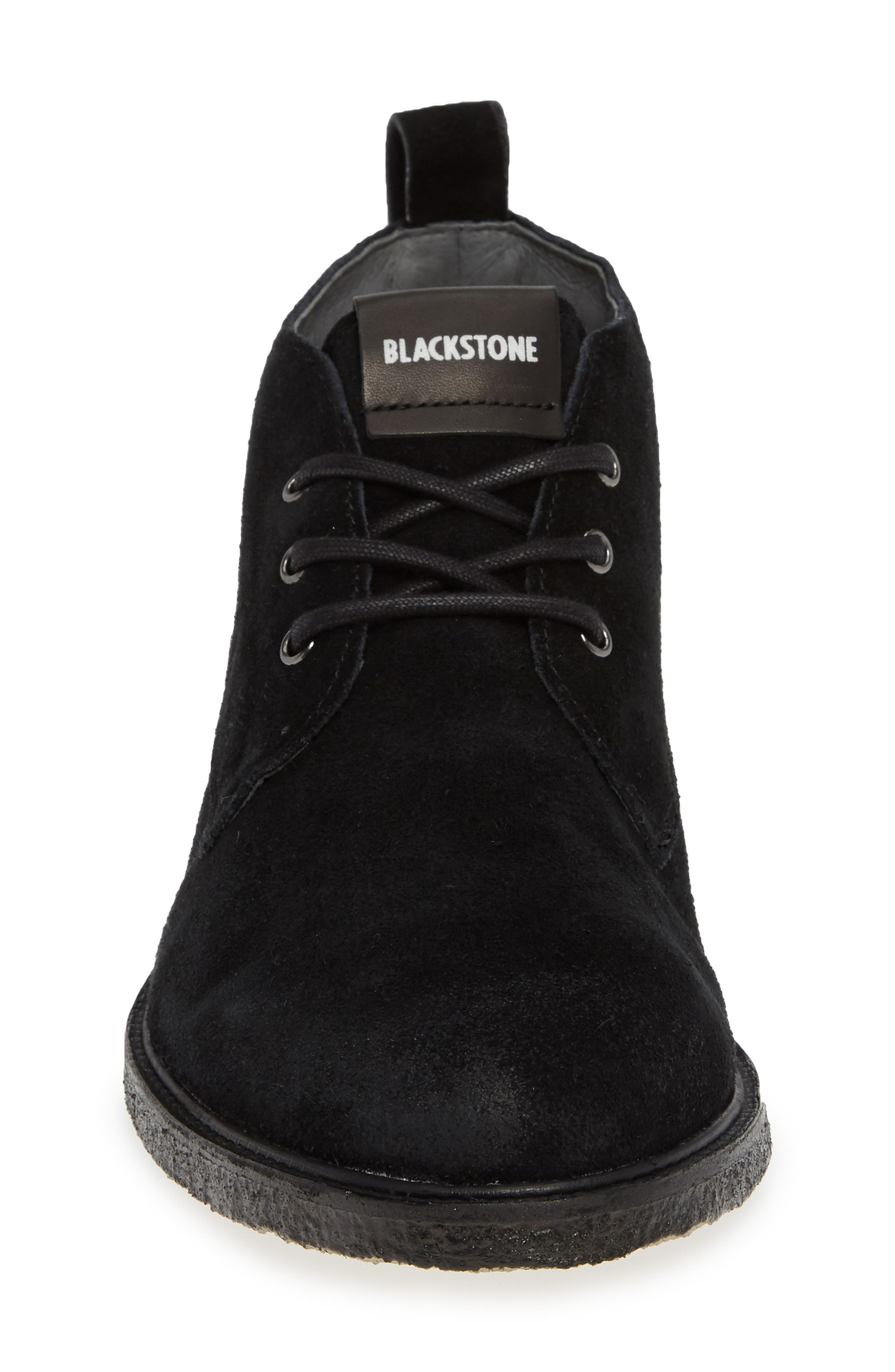 QM82 Chukka Boot,                             Alternate thumbnail 4, color,                             BLACK