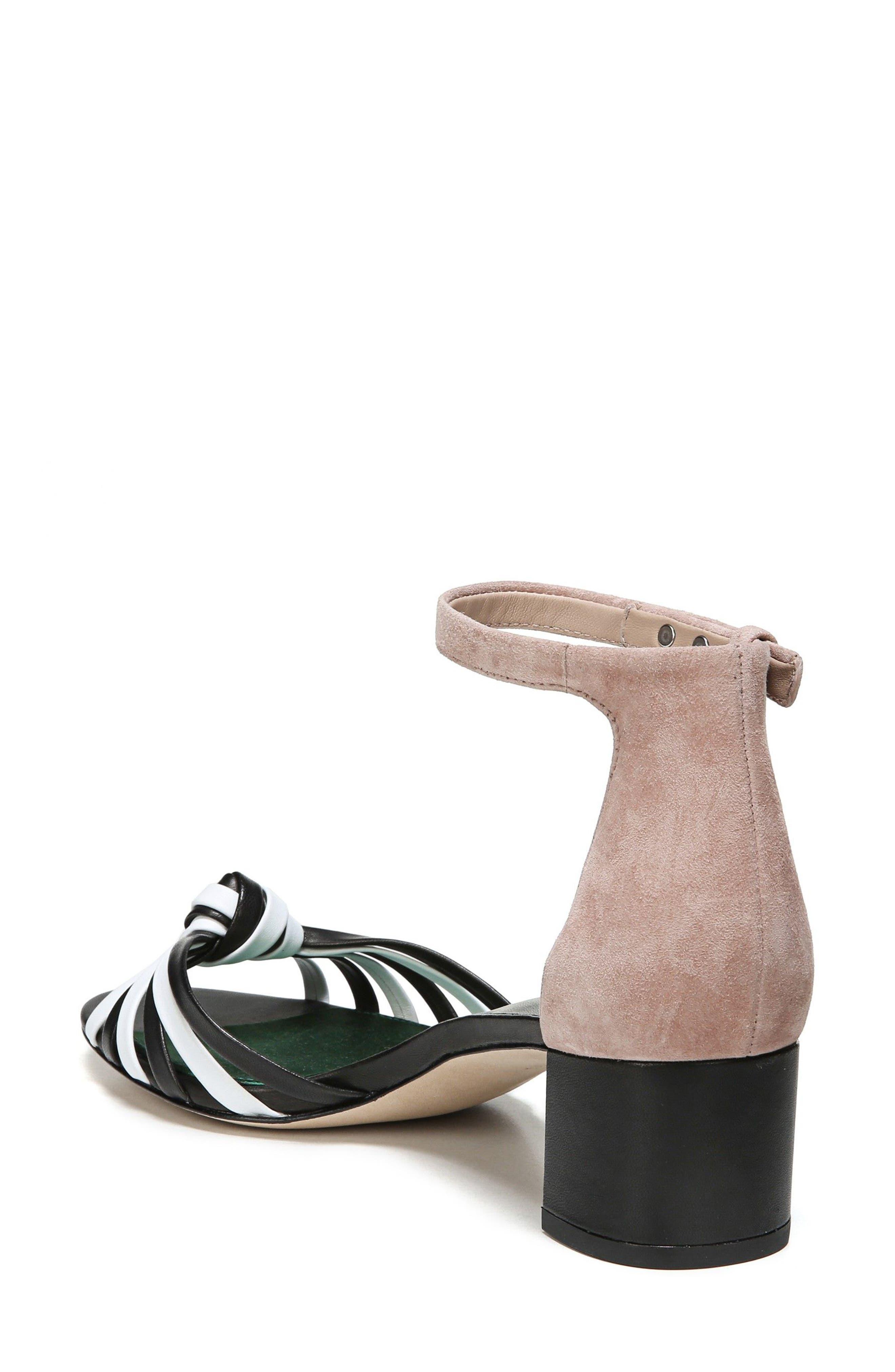 Fonseca Ankle Strap Sandal,                             Alternate thumbnail 2, color,                             001