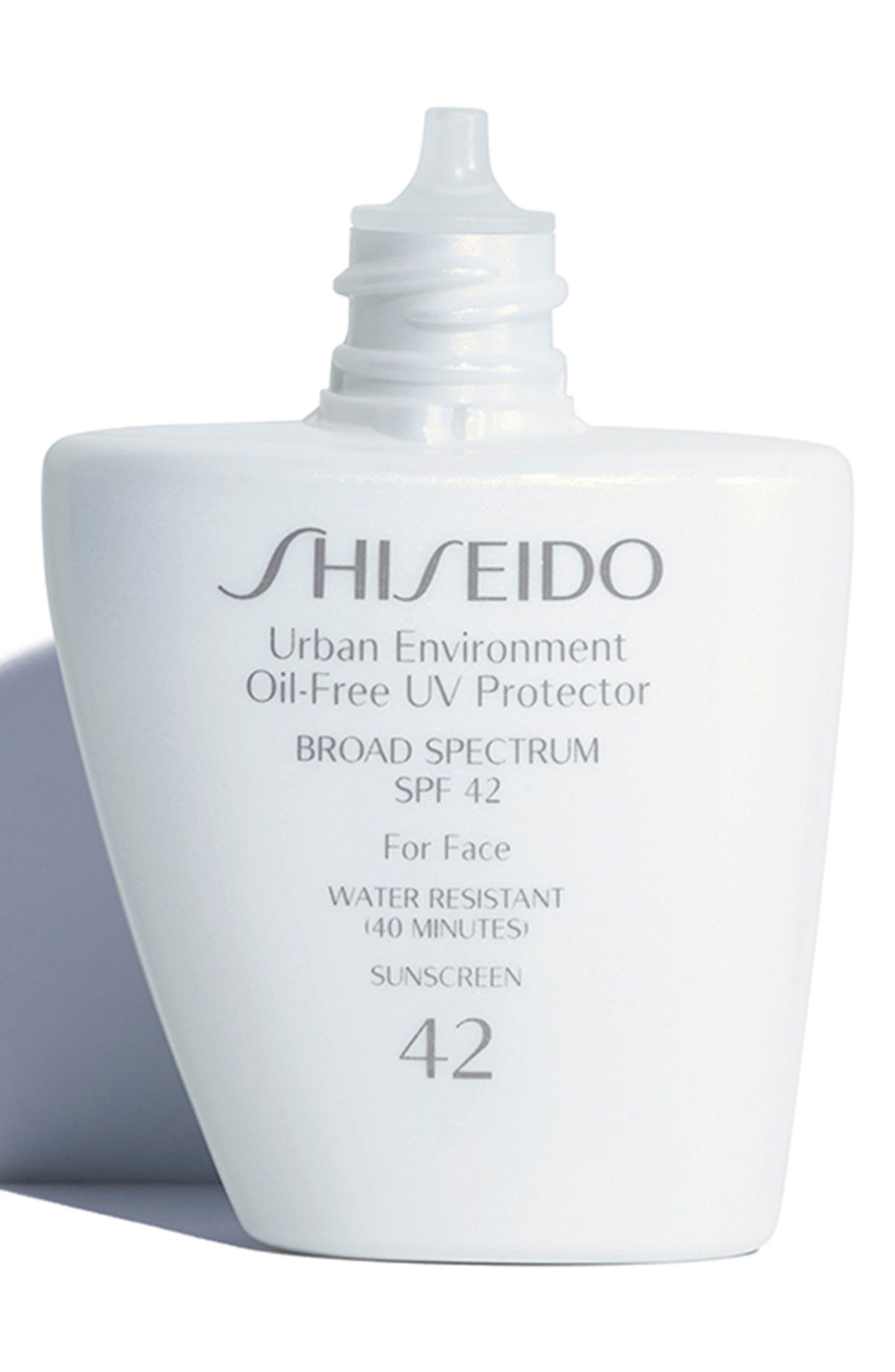 Urban Environment Oil-Free UV Protector Broad Spectrum SPF 42,                             Alternate thumbnail 2, color,                             NO COLOR