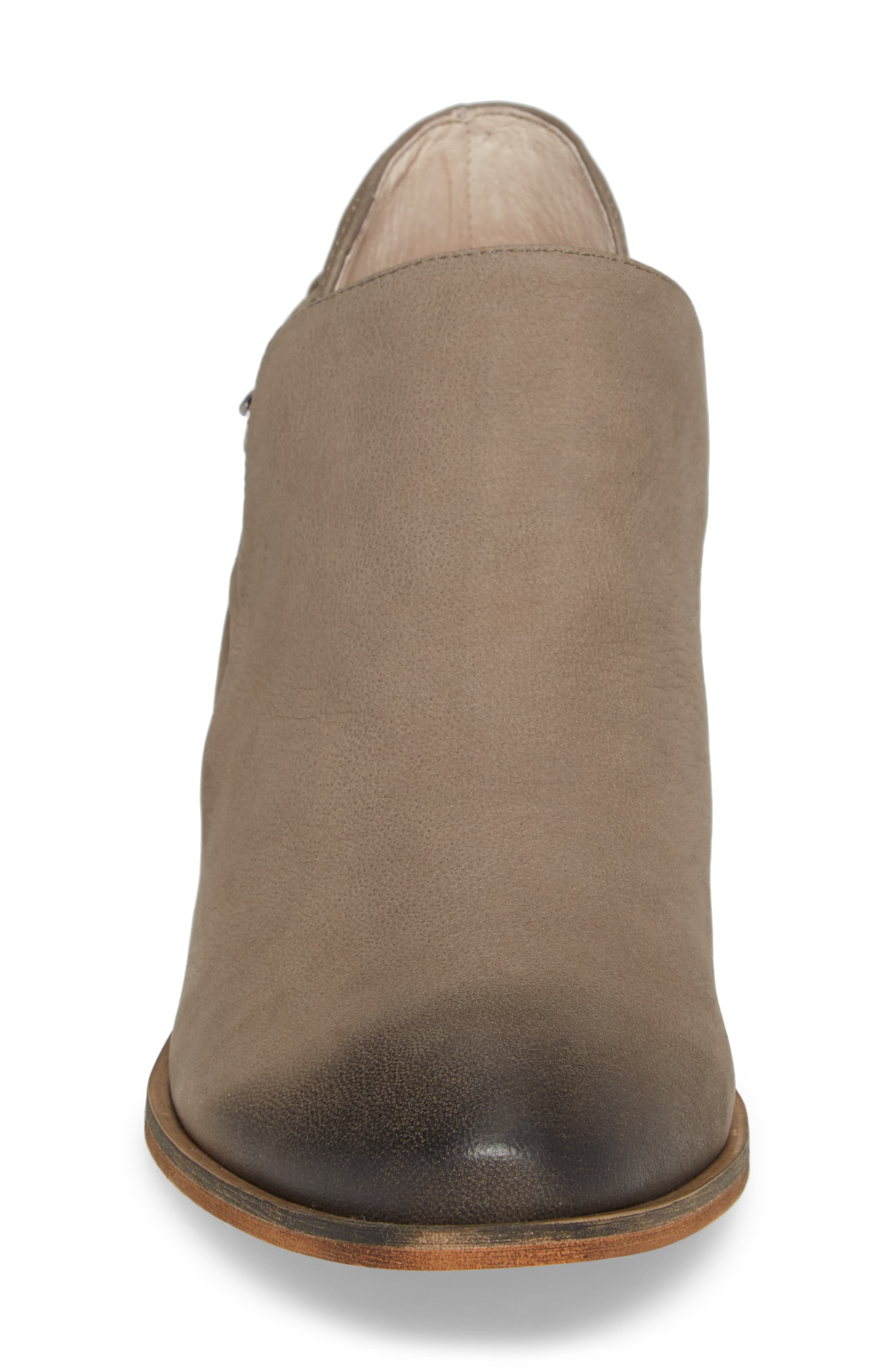 Toby Bootie,                             Alternate thumbnail 4, color,                             STONE OILED NUBUCK