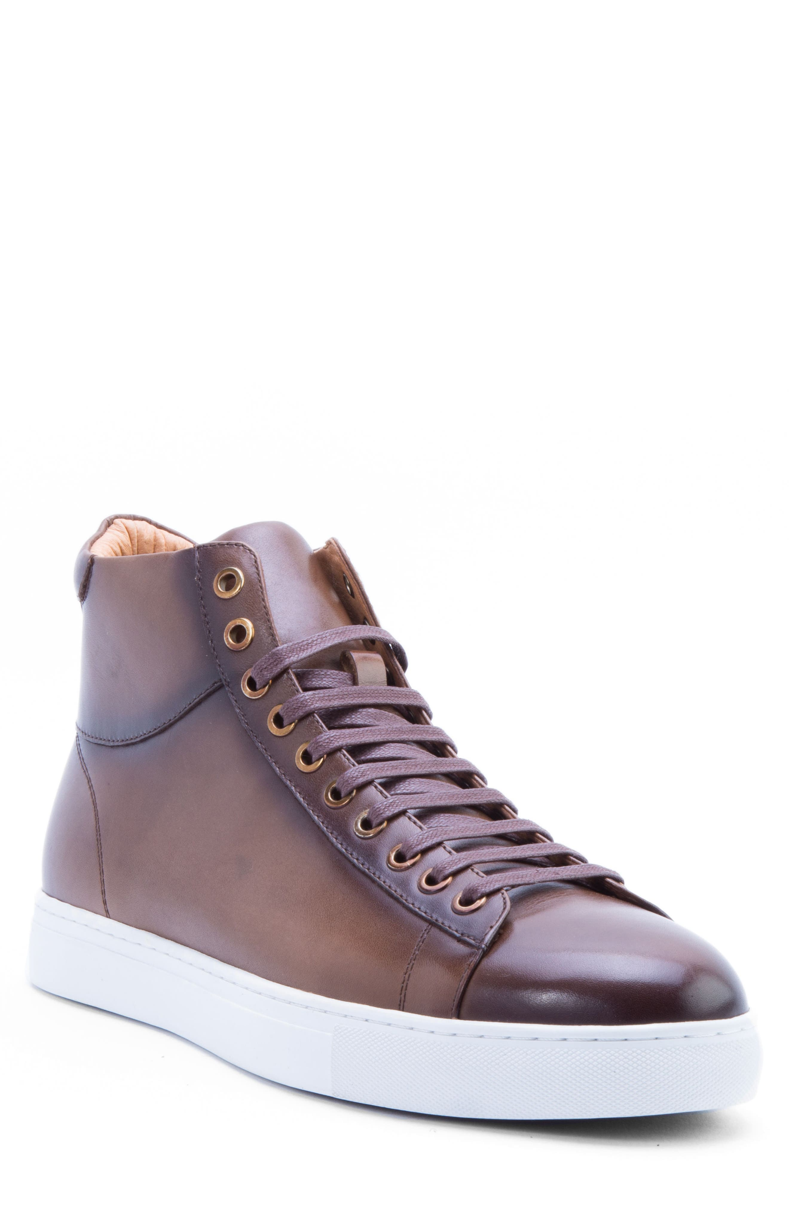 Spinback High Top Sneaker,                         Main,                         color, 200