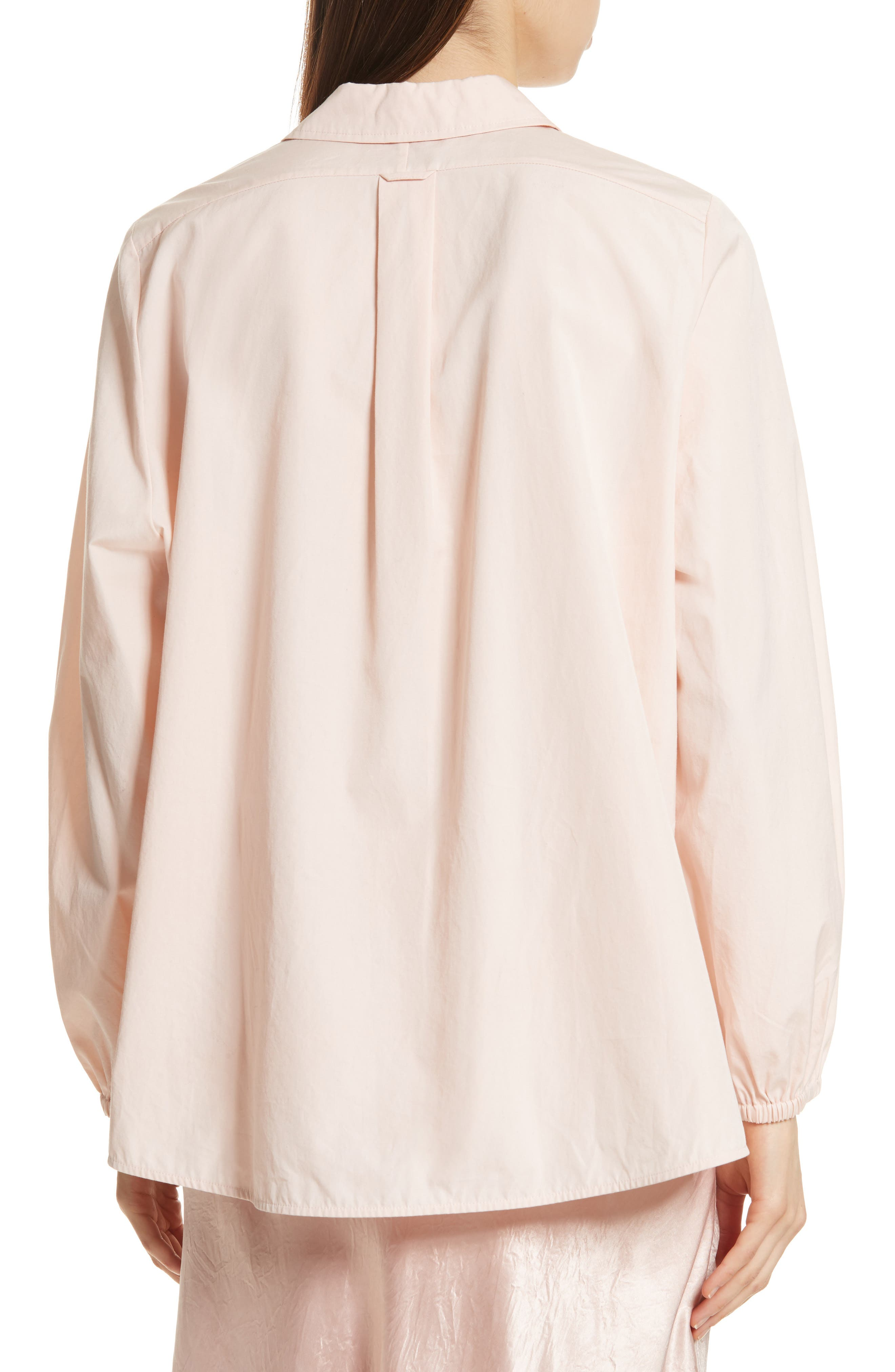 Swing Front Pullover Shirt,                             Alternate thumbnail 8, color,