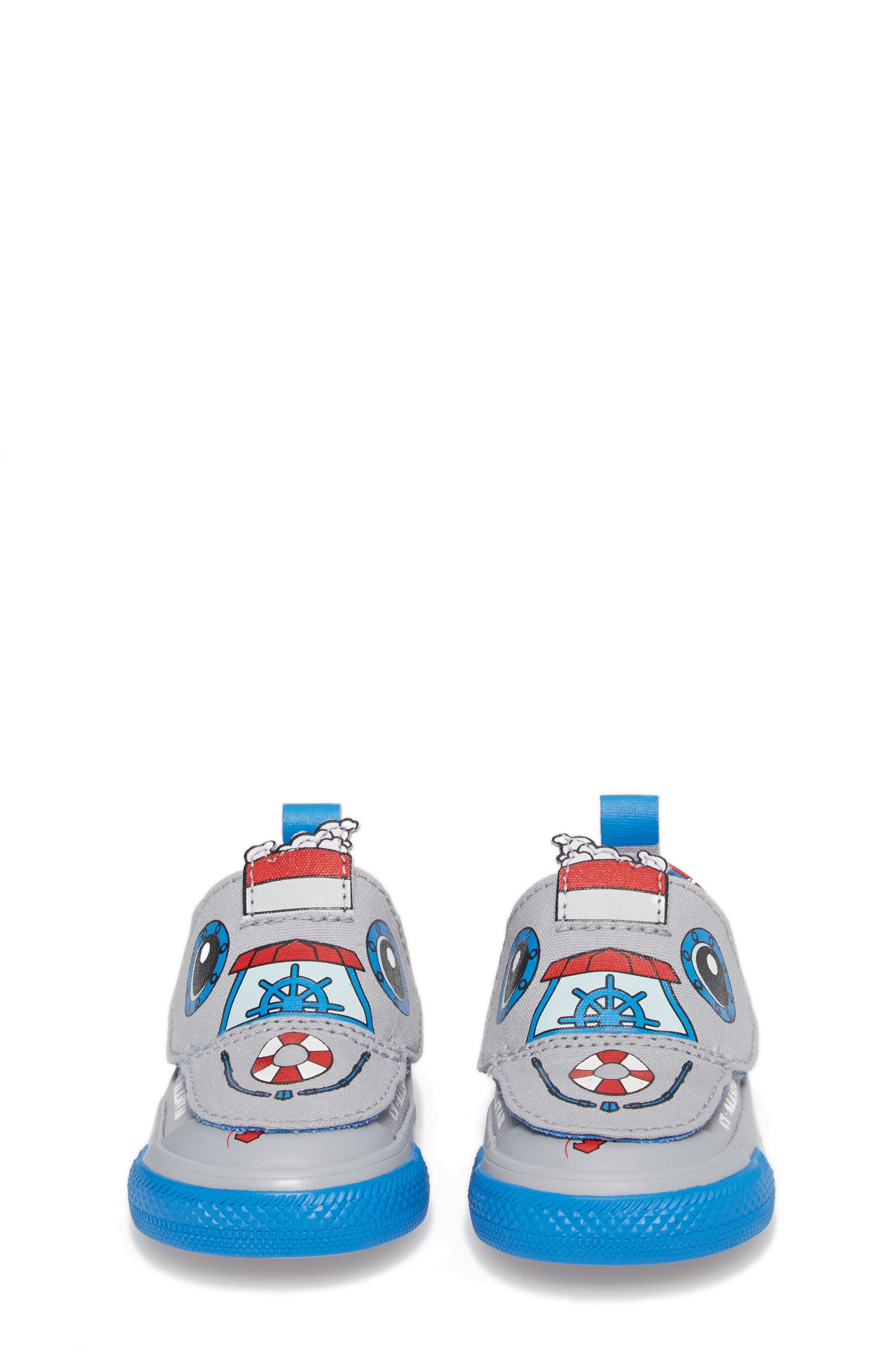 Chuck Taylor<sup>®</sup> All Star<sup>®</sup> Creatures Slip-On Sneaker,                             Alternate thumbnail 10, color,