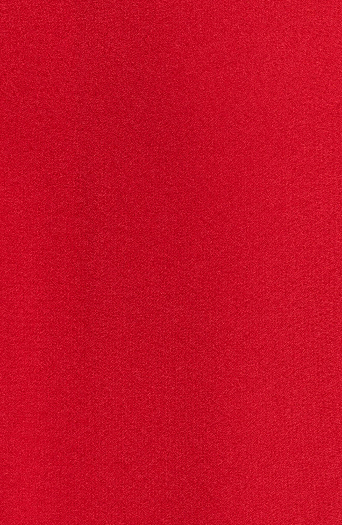 Sleeveless V-Neck Blouse,                             Alternate thumbnail 5, color,                             614