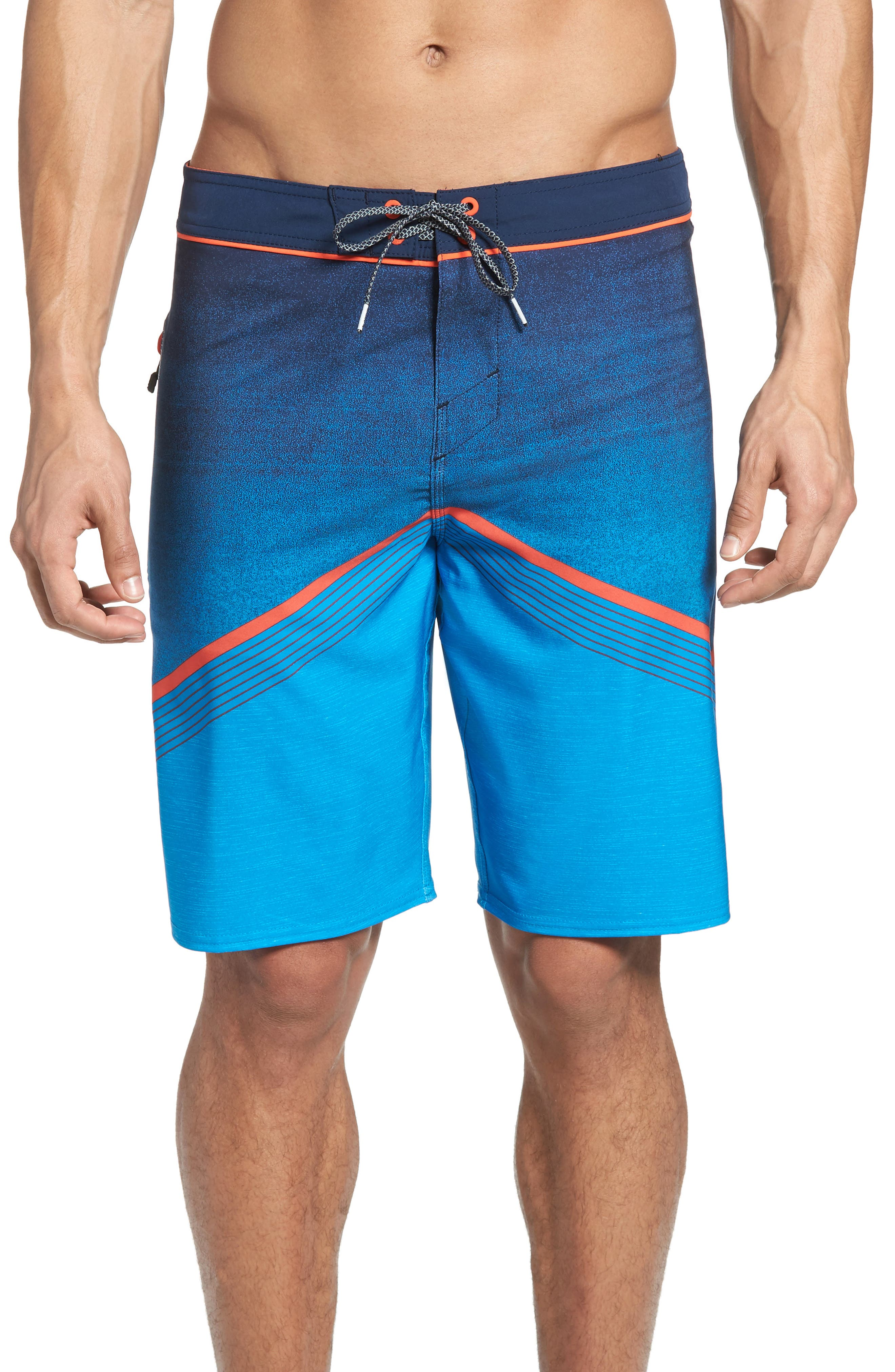 Hyperfreak Stretch Board Shorts,                             Main thumbnail 5, color,