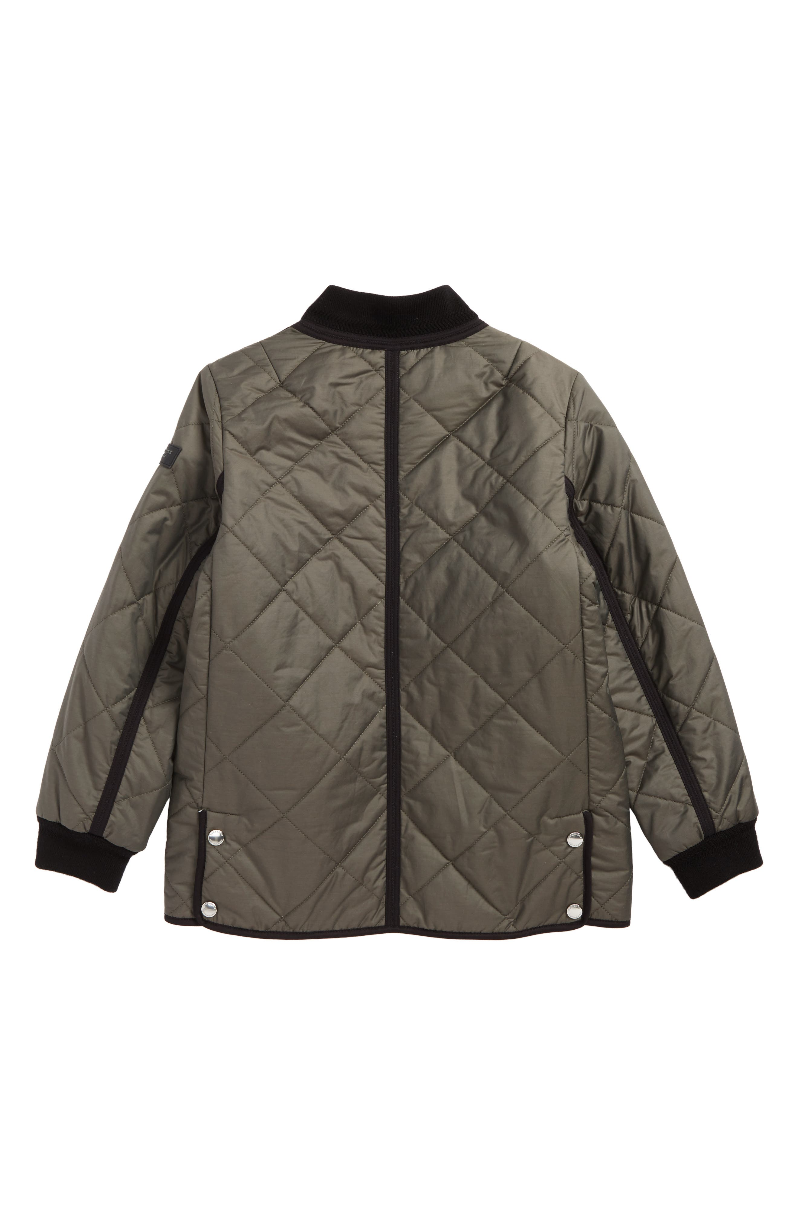 Ila Quilted Jacket,                             Alternate thumbnail 2, color,                             302