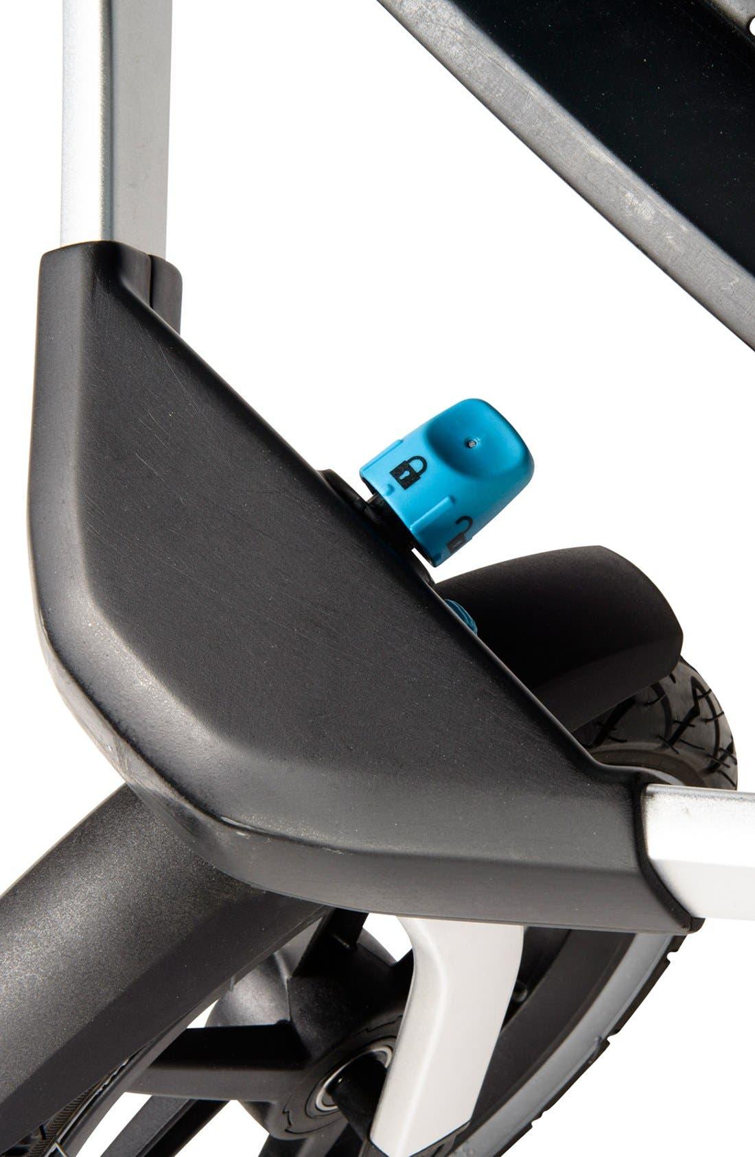 'Urban Glide 2' Double Jogging Stroller,                             Alternate thumbnail 4, color,                             400