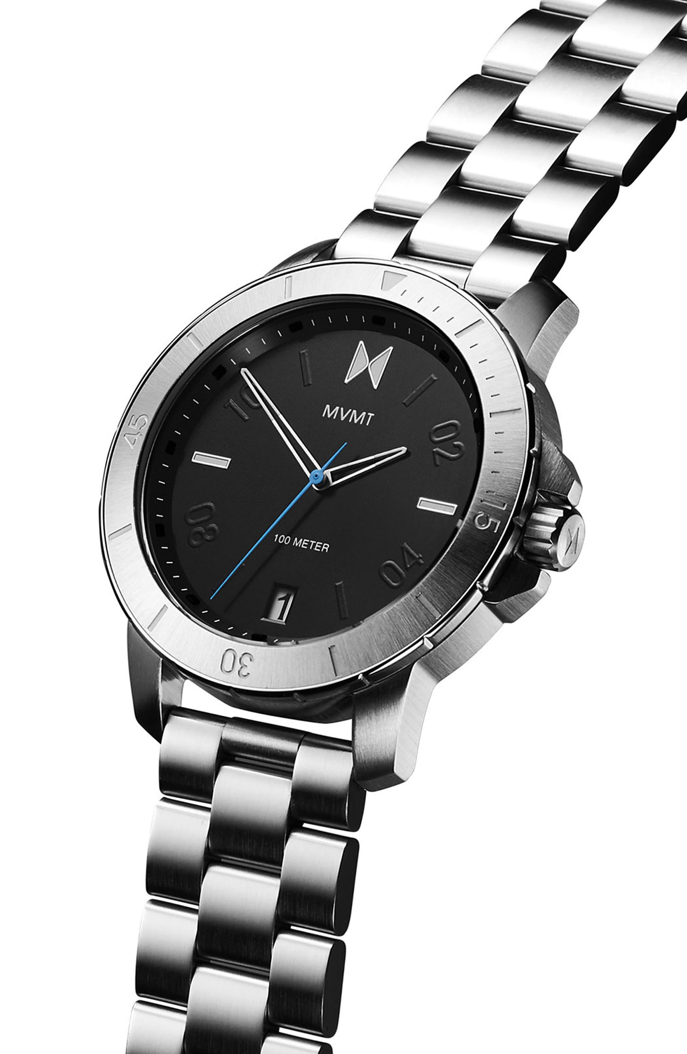 Modern Sport Bracelet Watch, 42mm,                             Alternate thumbnail 3, color,                             040