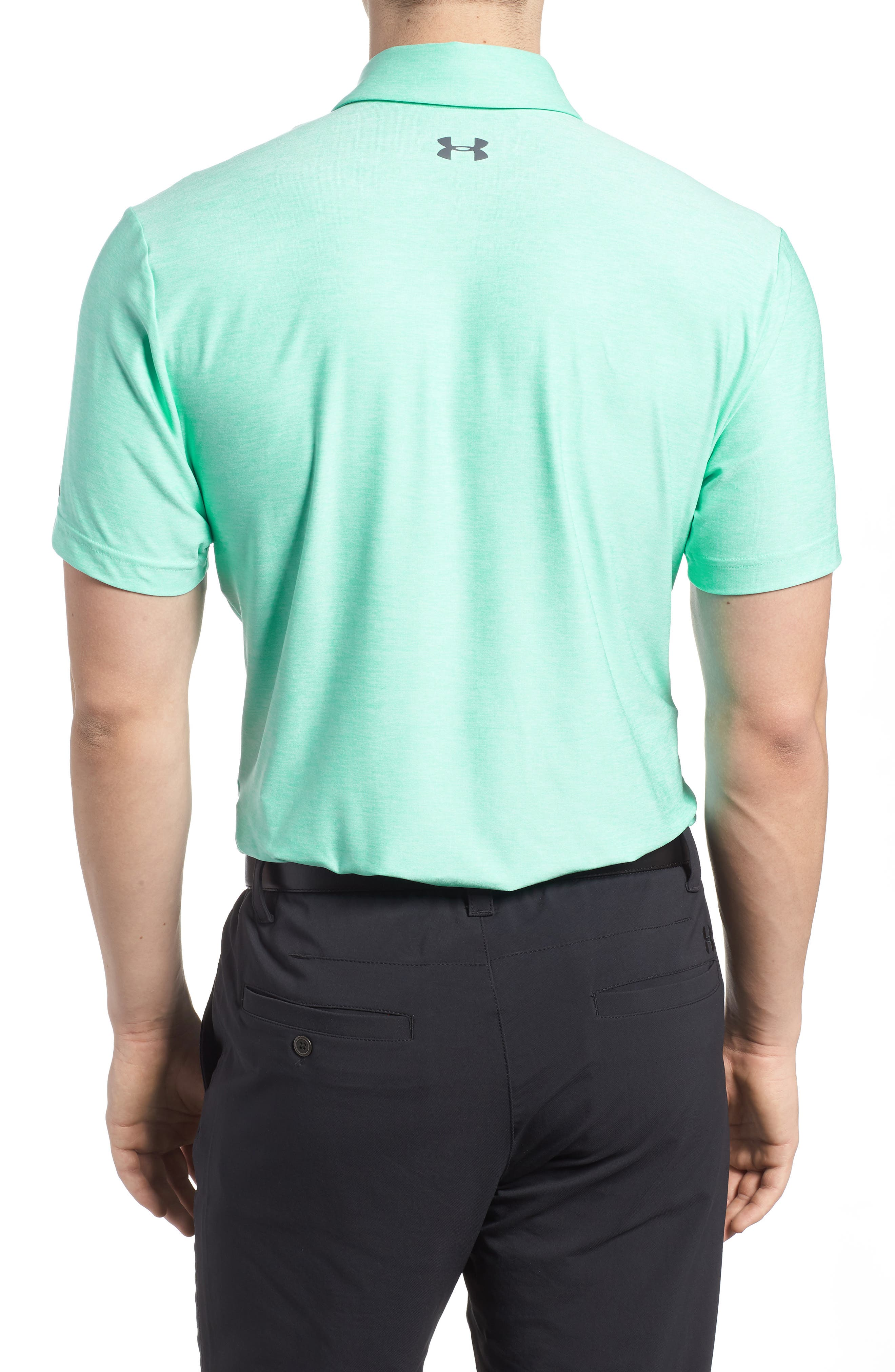 'Playoff' Loose Fit Short Sleeve Polo,                             Alternate thumbnail 65, color,