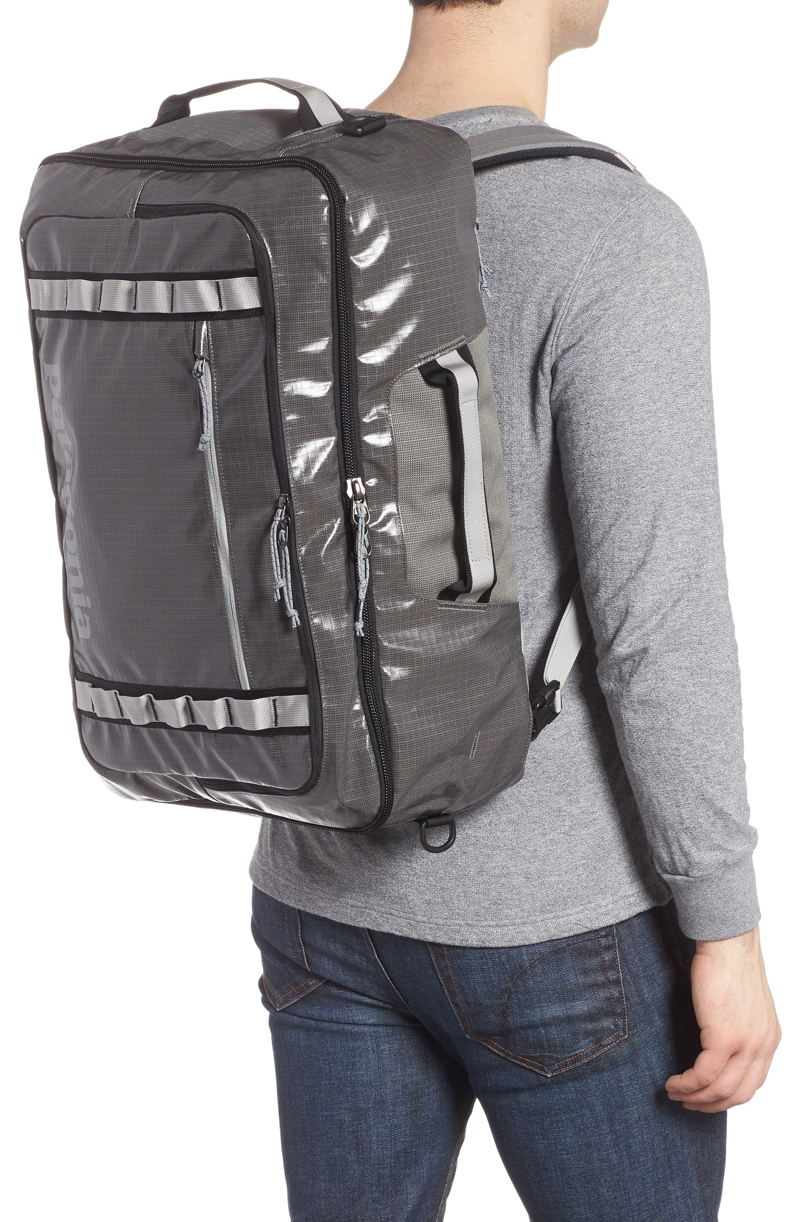Black Hole 45L Backpack,                             Alternate thumbnail 2, color,                             HEX GREY