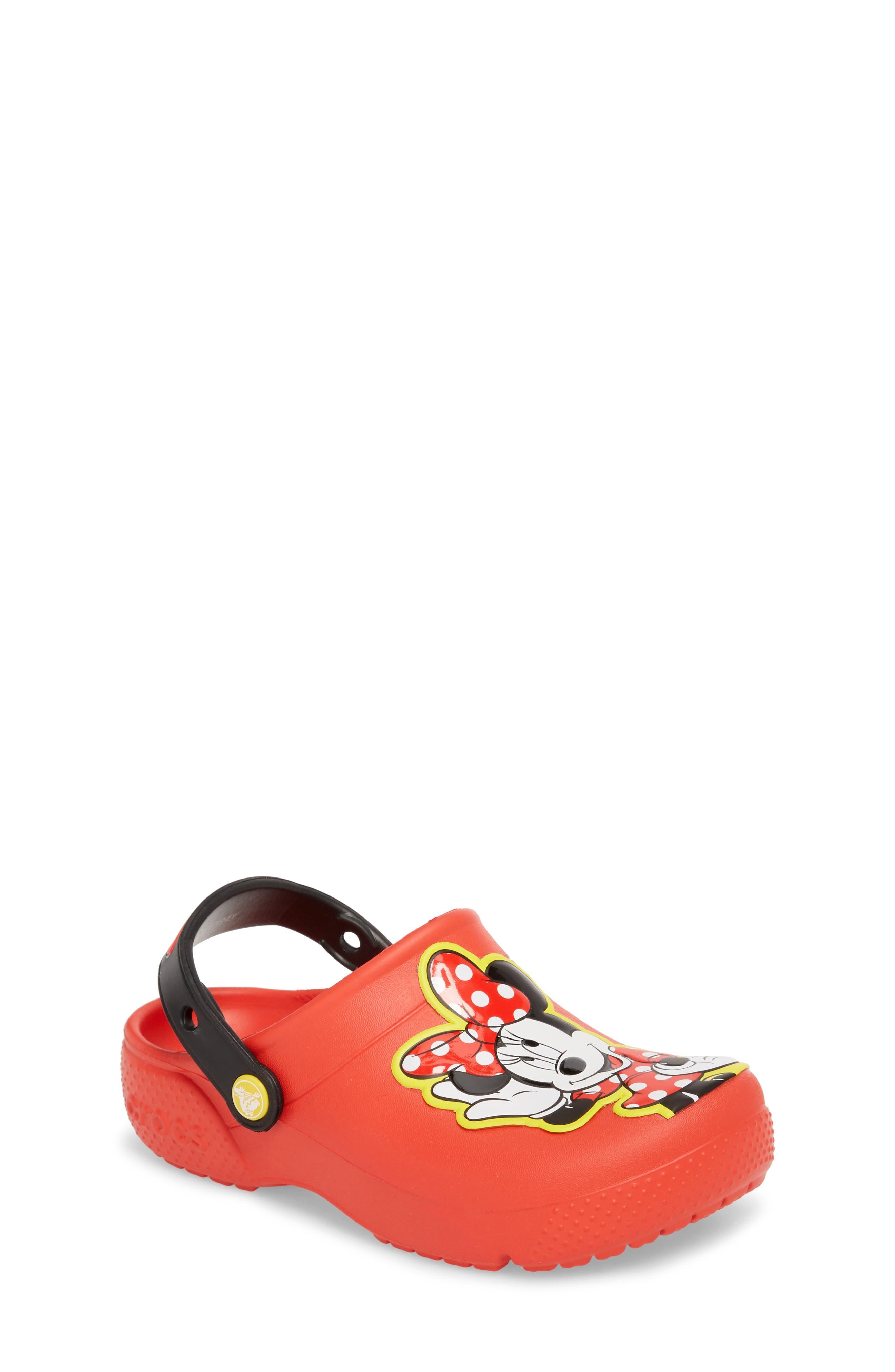 Fun Lab Mickey Mouse<sup>®</sup> Clog,                             Main thumbnail 2, color,