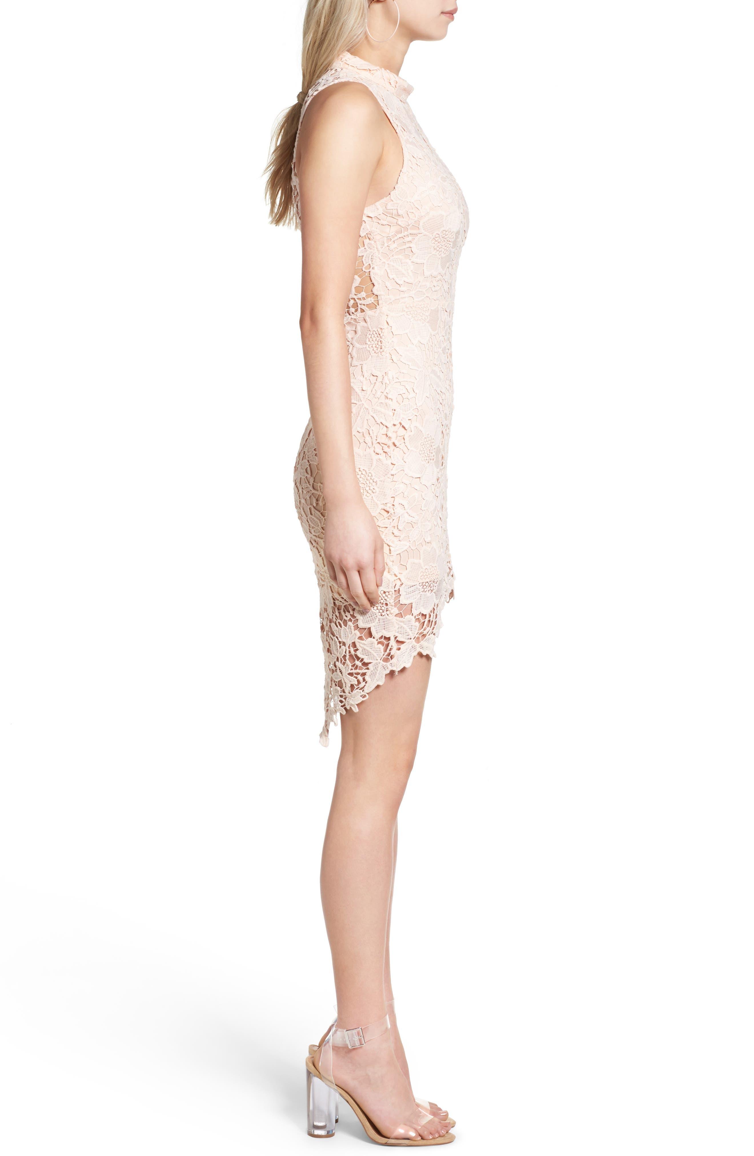 'Samantha' Lace Dress,                             Alternate thumbnail 21, color,