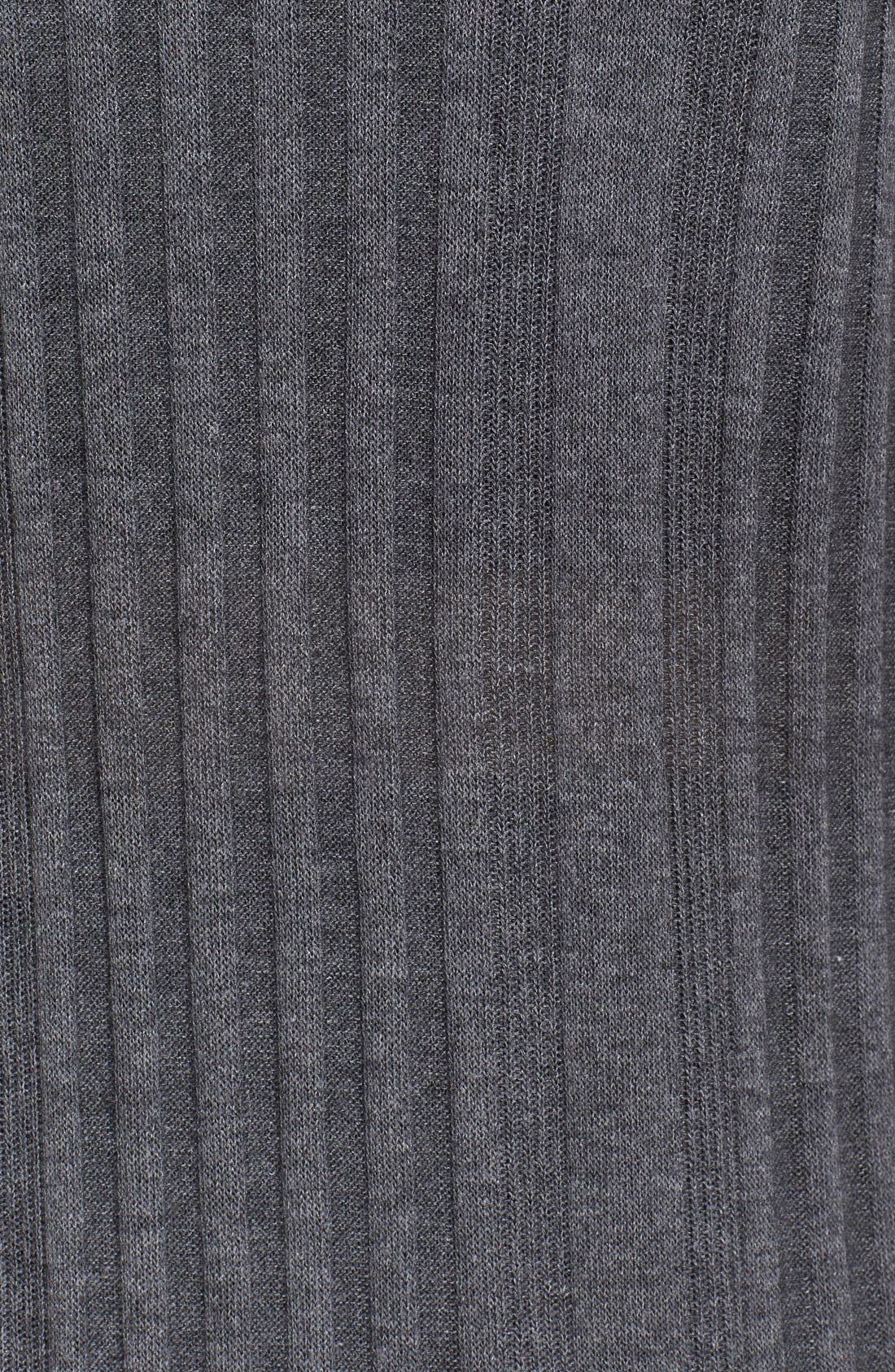 'Espresso' Long Turtleneck Sweater,                             Alternate thumbnail 2, color,                             035