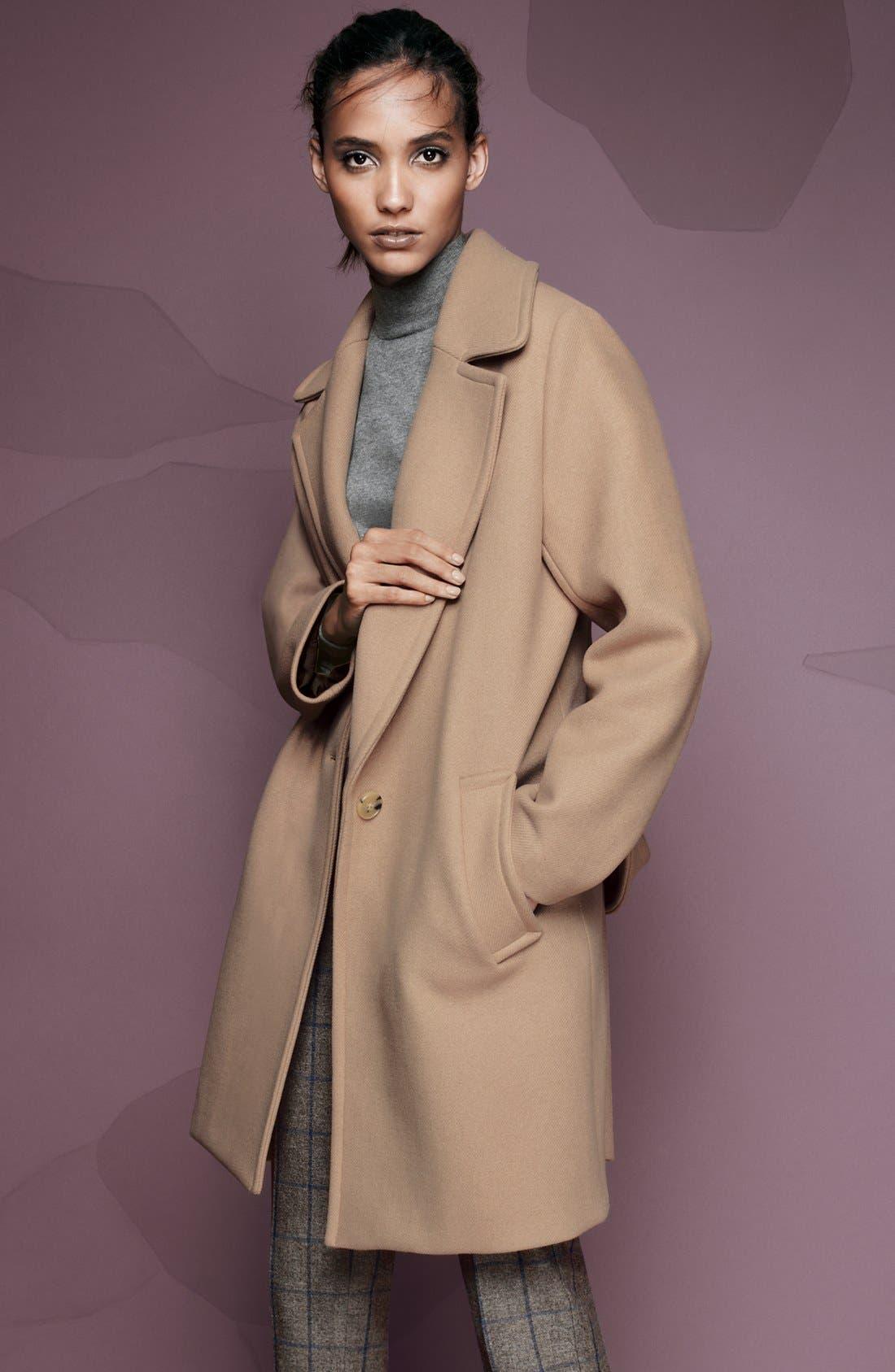 'Razan' Coat,                             Alternate thumbnail 2, color,                             200