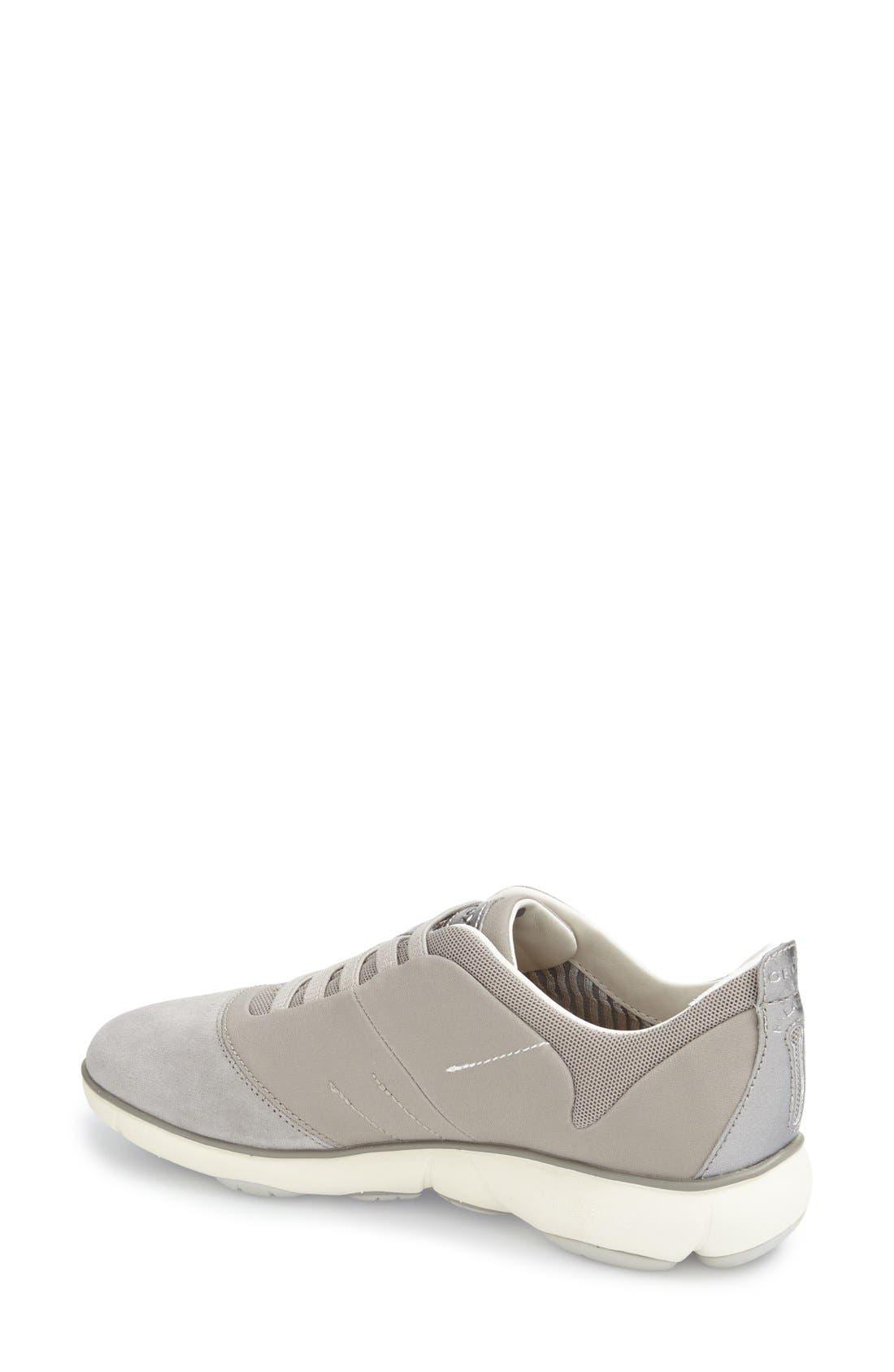 GEOX,                             Nebula Sneaker,                             Alternate thumbnail 2, color,                             050