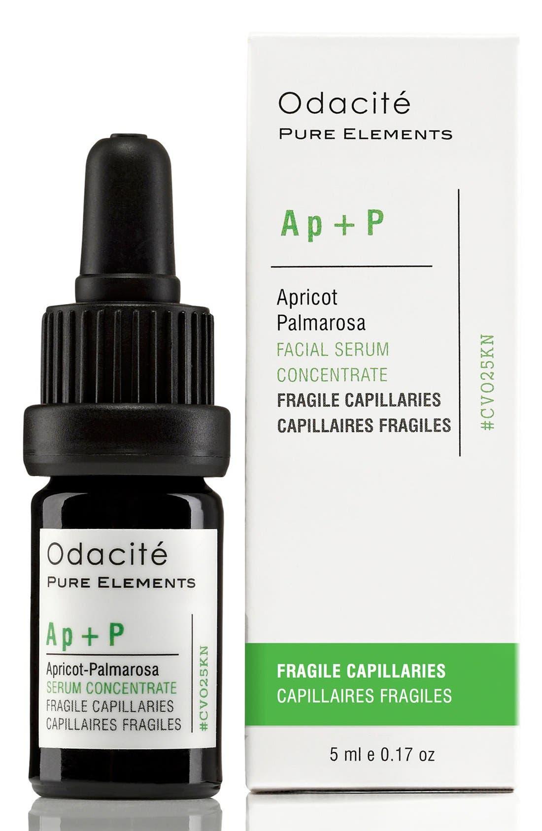 ODACITÉ,                             Ap + P Apricot-Palmarosa Fragile Capillaries Serum Concentrate,                             Alternate thumbnail 2, color,                             NO COLOR