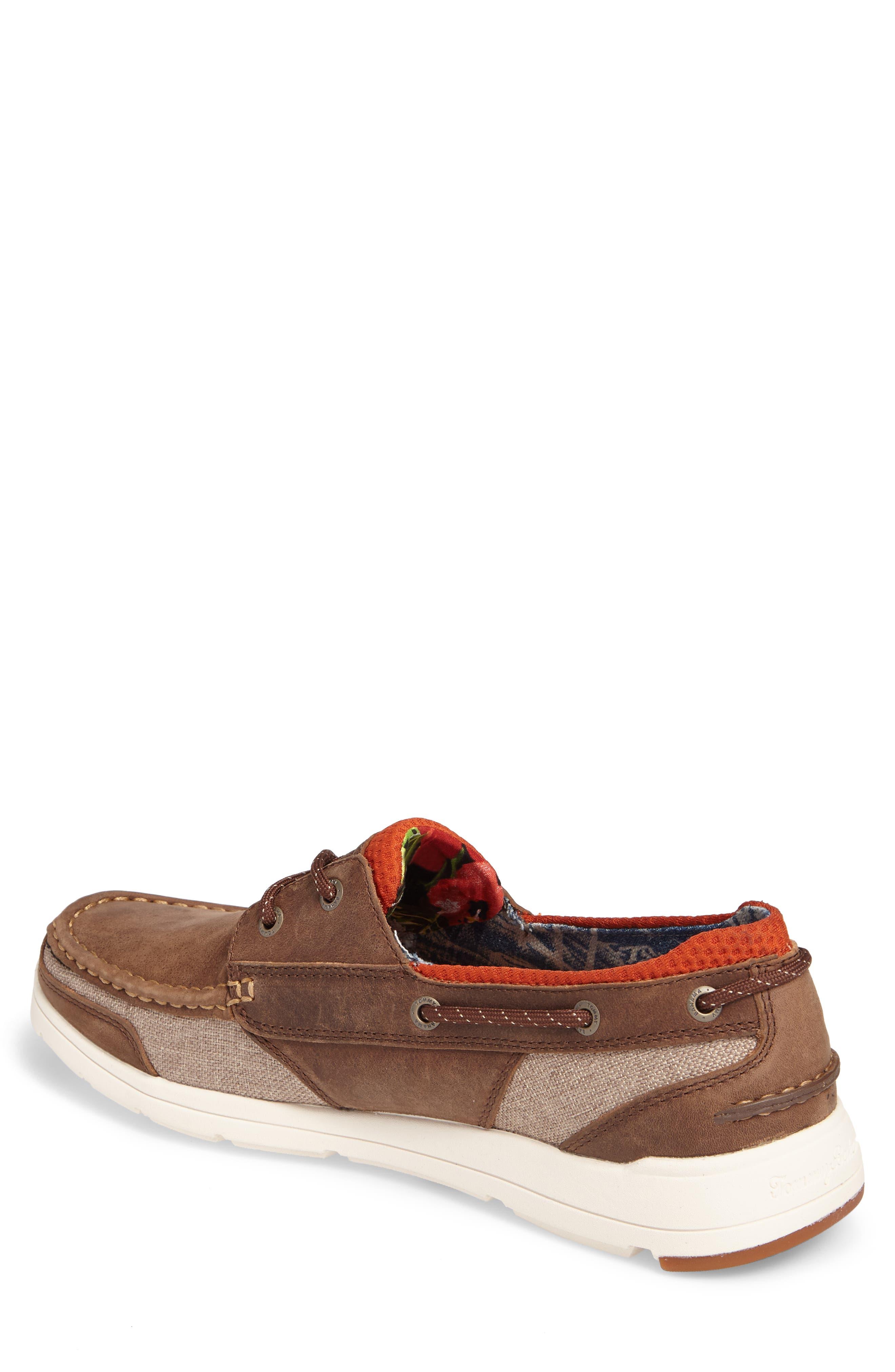 Spectator Boat Shoe,                             Alternate thumbnail 2, color,                             204