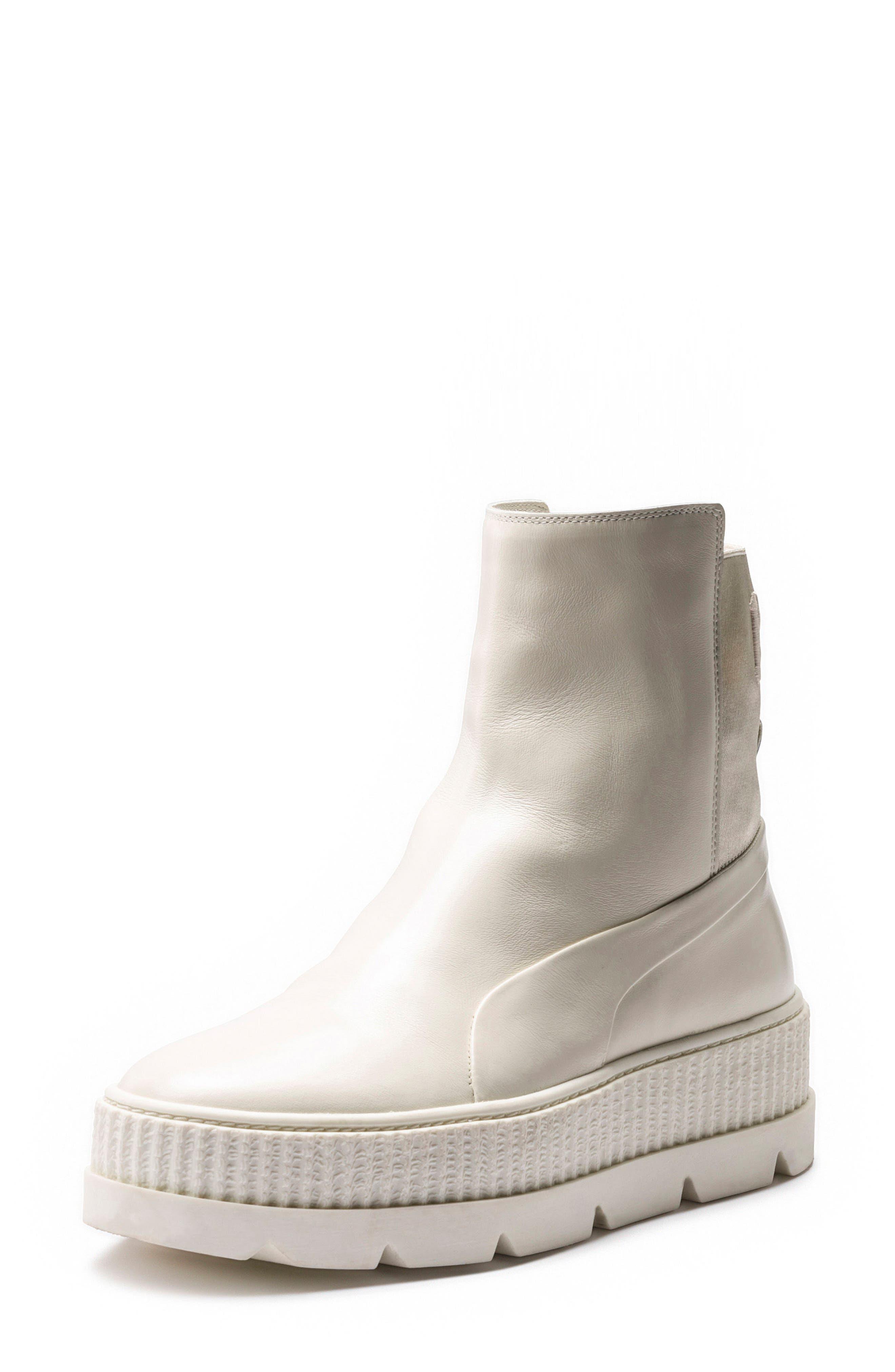 FENTY PUMA by Rihanna Chelsea Boot Creeper Sneaker,                             Main thumbnail 2, color,