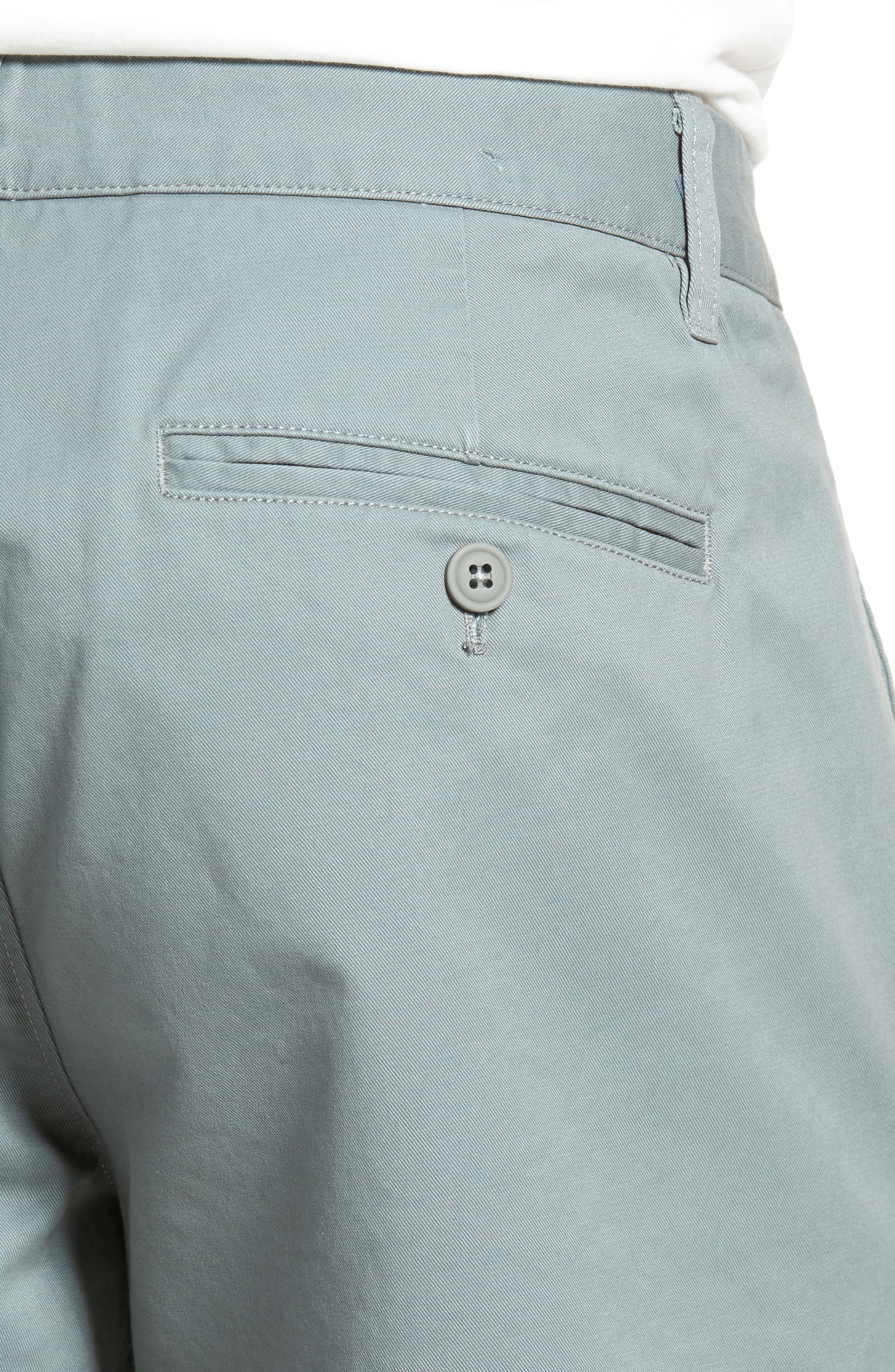 Stretch Washed Chino 5-Inch Shorts,                             Alternate thumbnail 88, color,