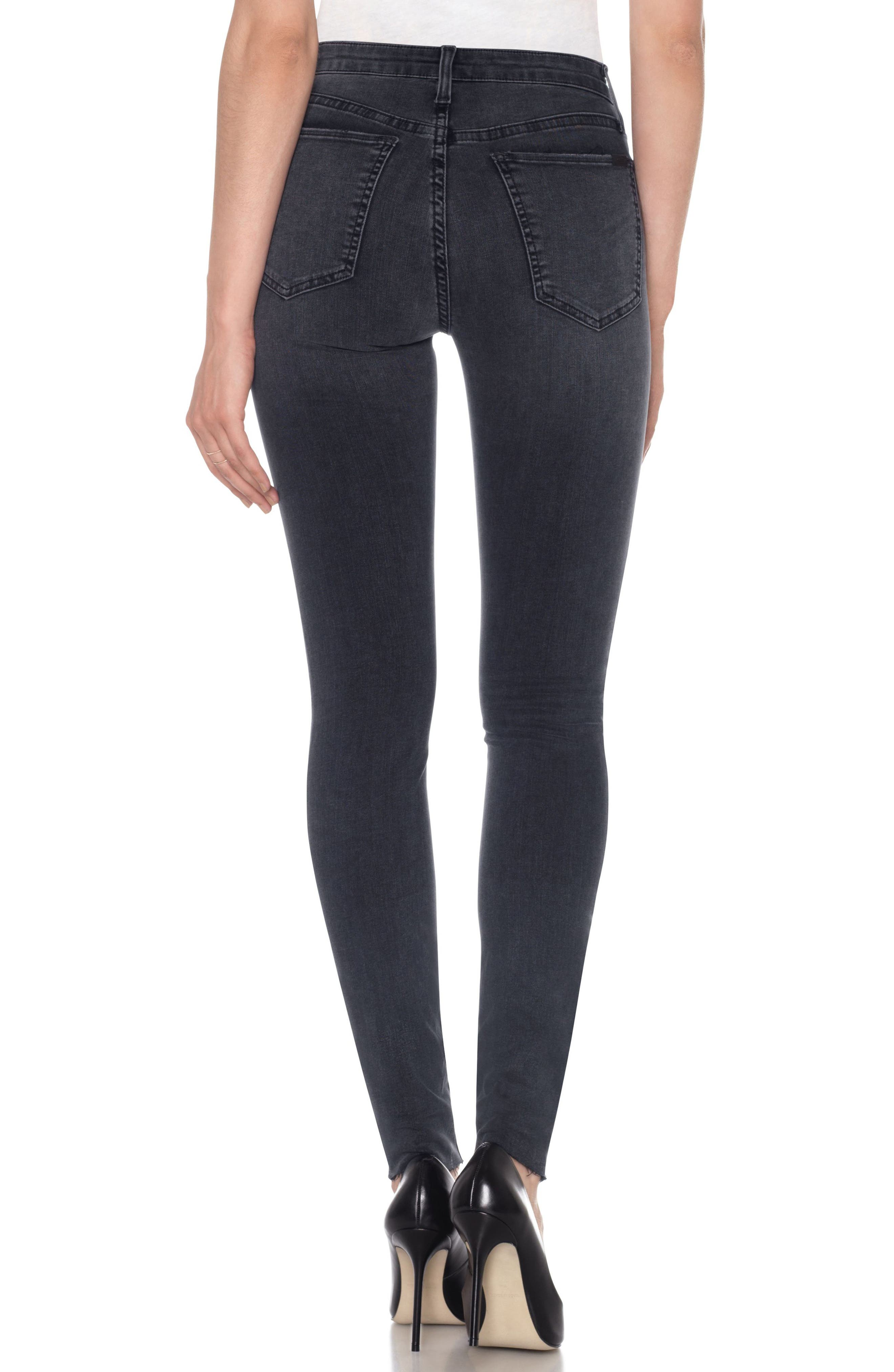 Flawless - Charlie High Waist Skinny Jeans,                             Alternate thumbnail 2, color,                             015