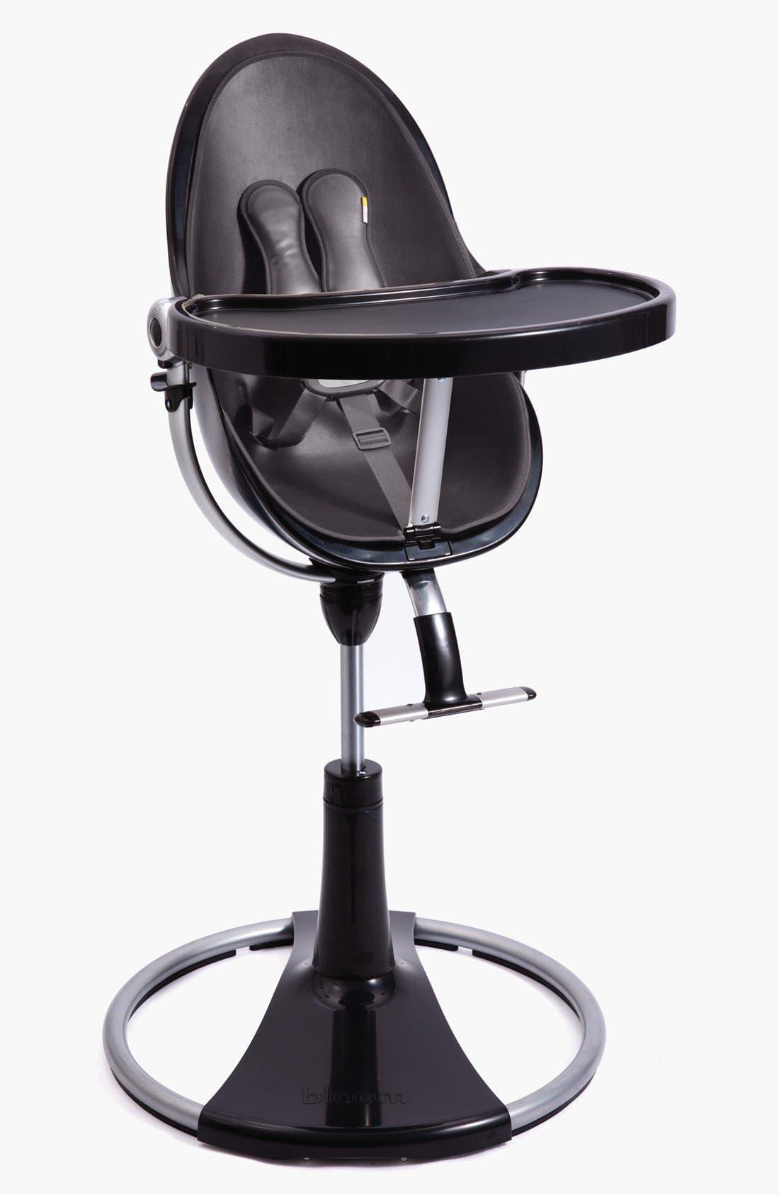 'Fresco<sup>™</sup> Chrome' Contemporary Highchair,                             Alternate thumbnail 2, color,                             001