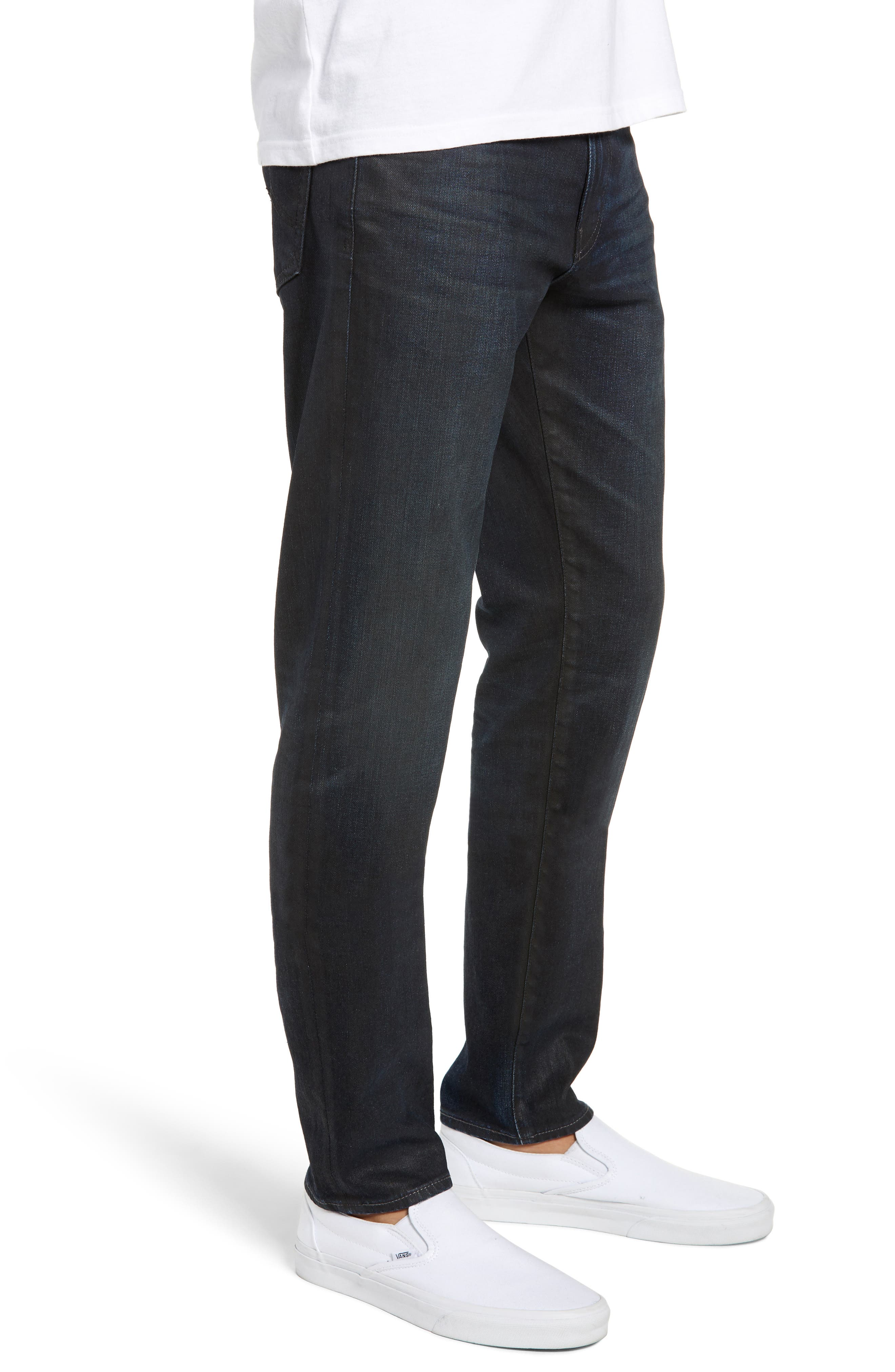 Dylan Skinny Fit Jeans,                             Alternate thumbnail 3, color,                             477