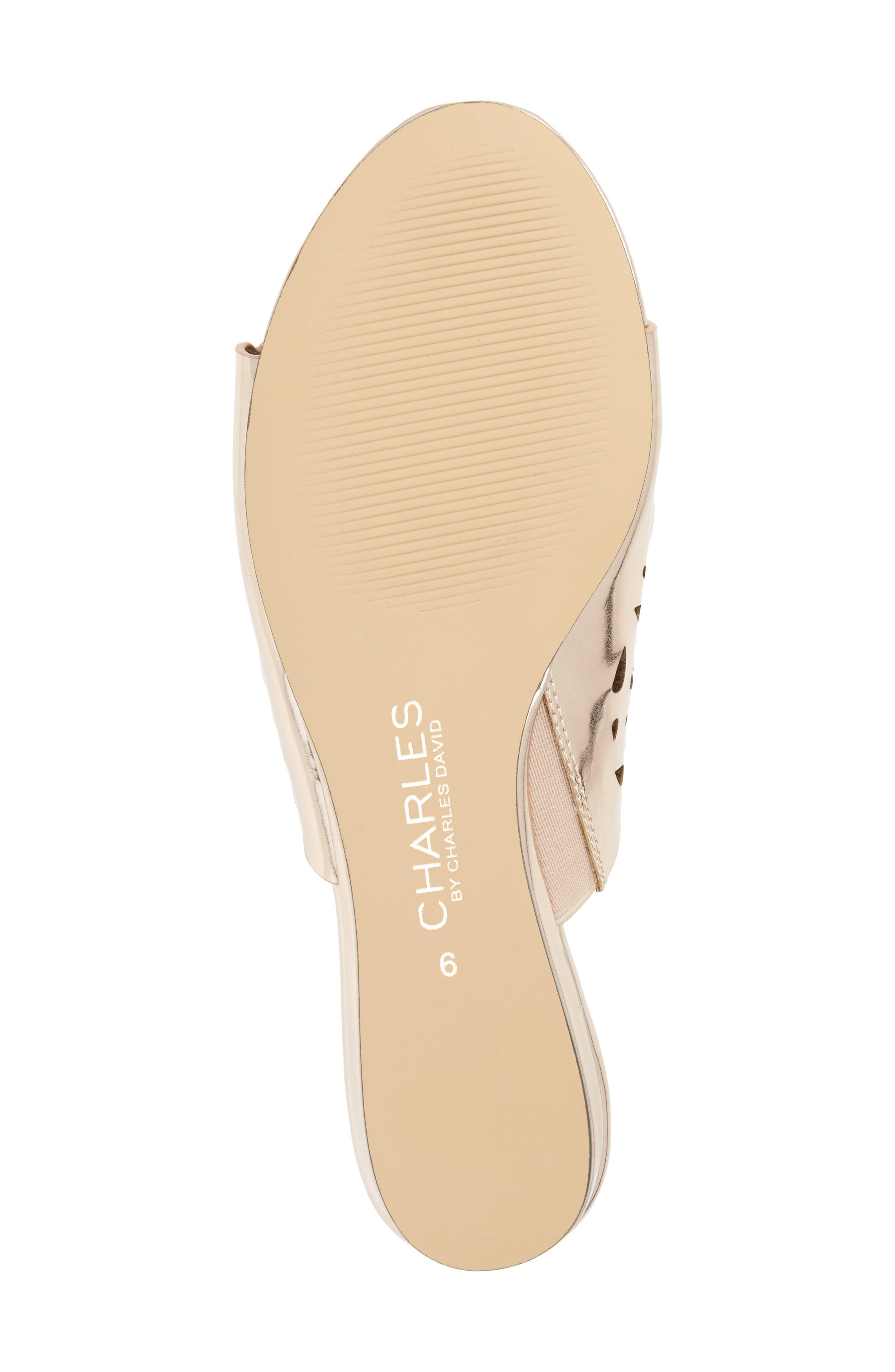 Model Slide Sandal,                             Alternate thumbnail 18, color,