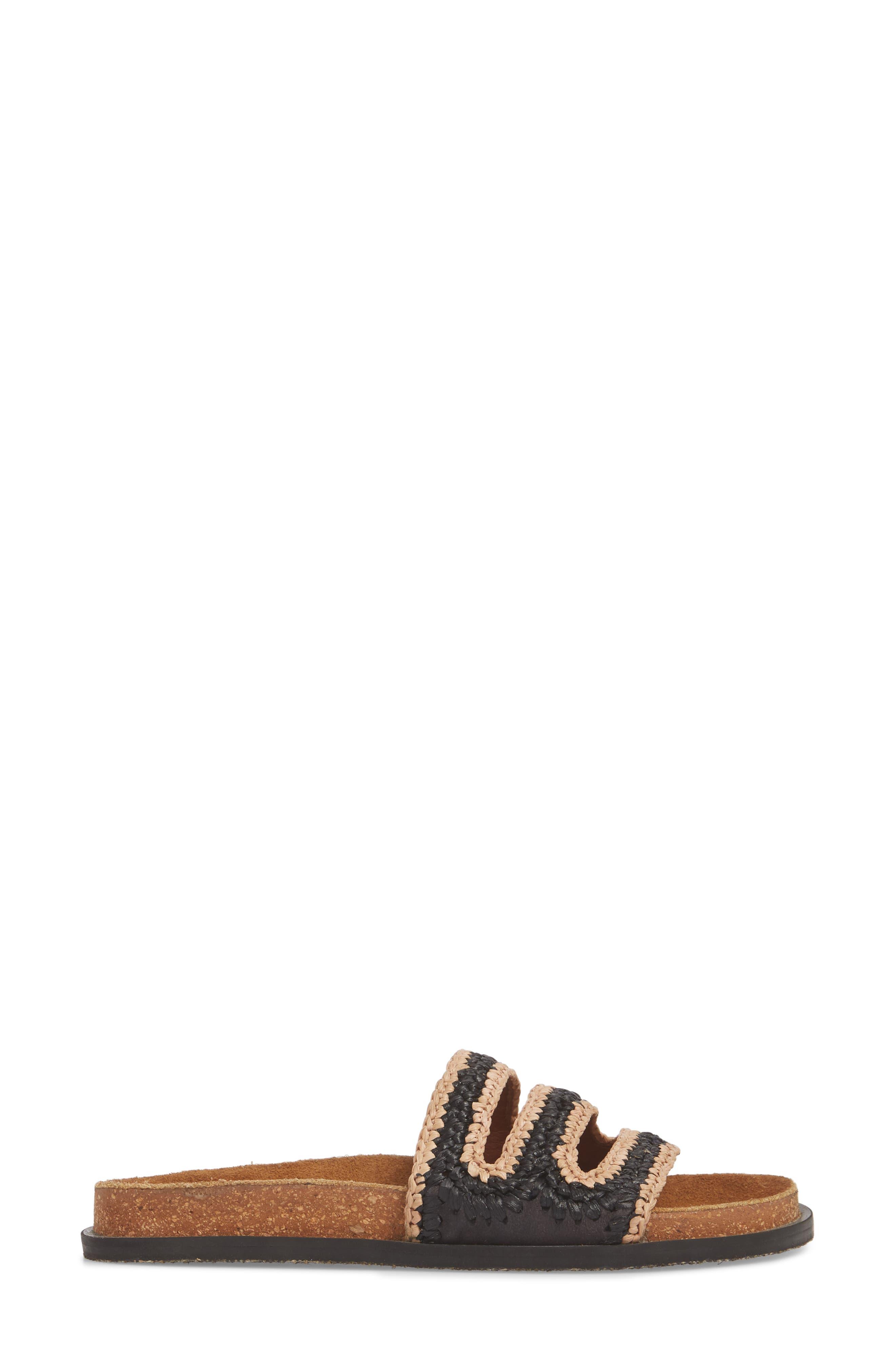 Crete Slide Sandal,                             Alternate thumbnail 5, color,